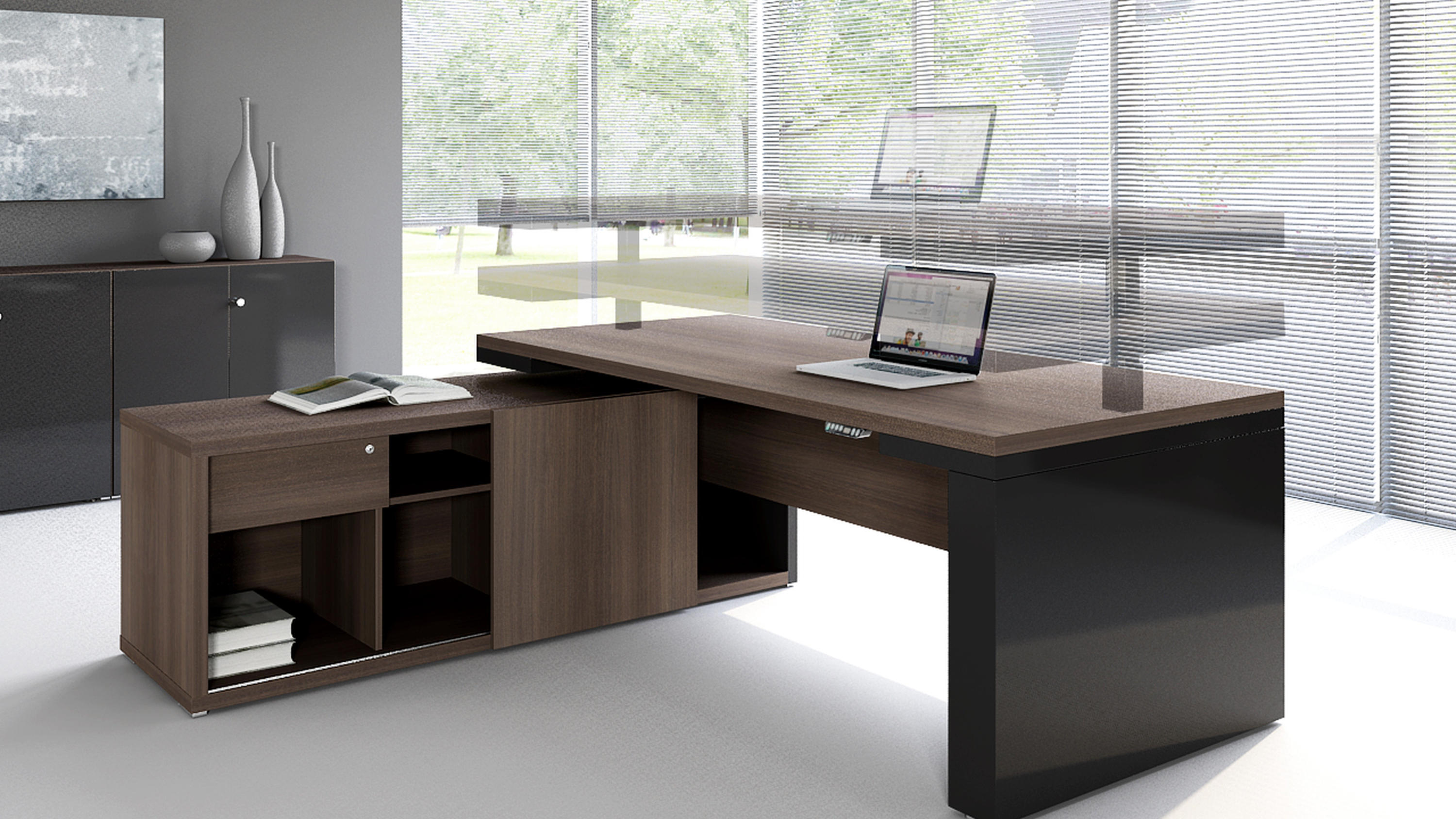 mito up down individual desks from mdd architonic. Black Bedroom Furniture Sets. Home Design Ideas