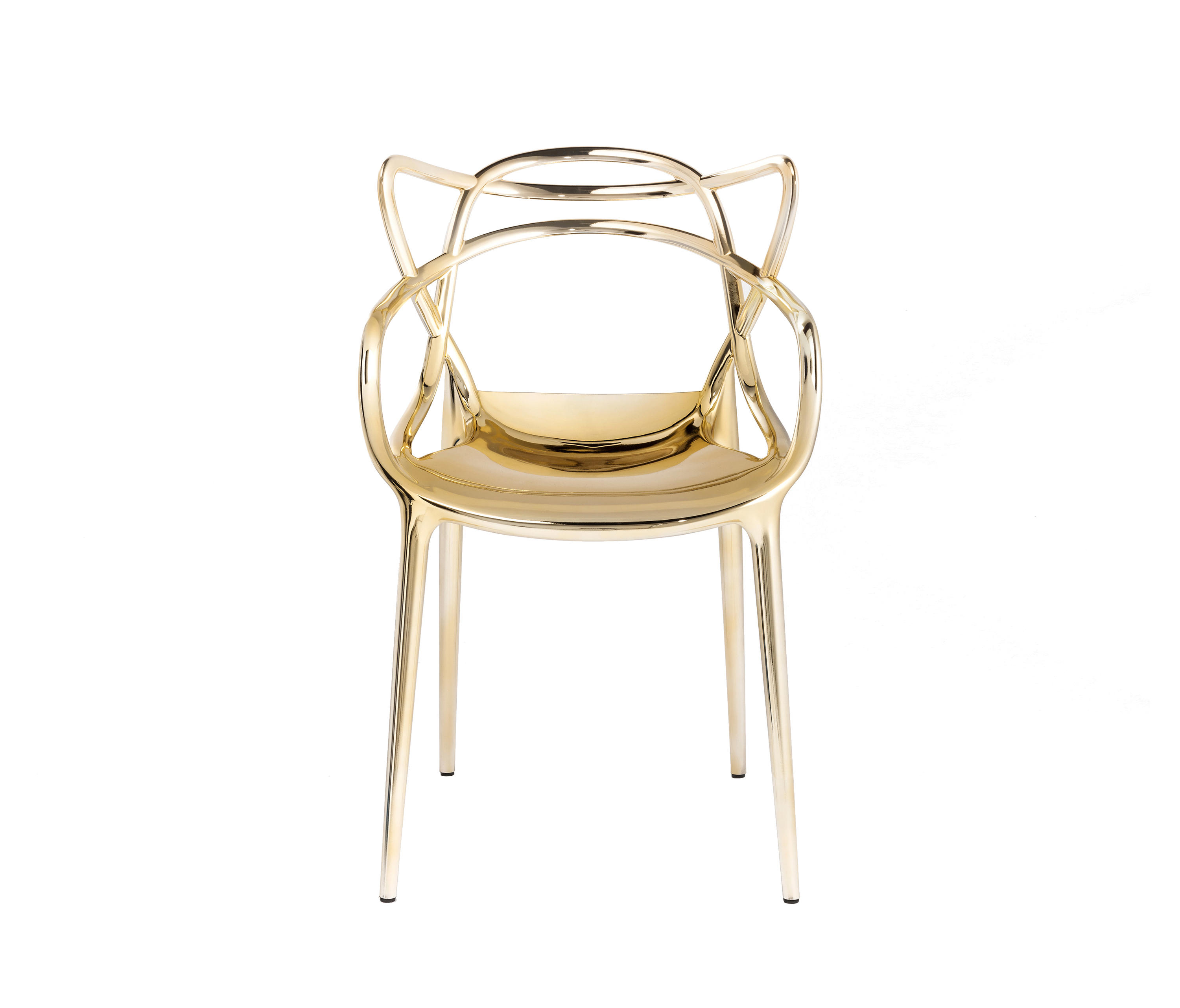 MASTERS Restaurant chairs from Kartell