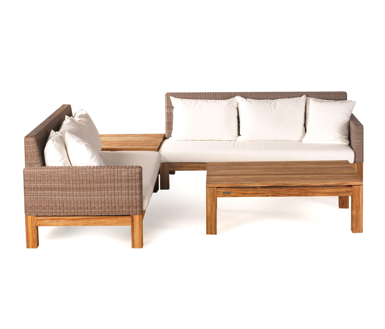 Pierson modular living set sofas de jardin de wintons for Sofa modular jardin