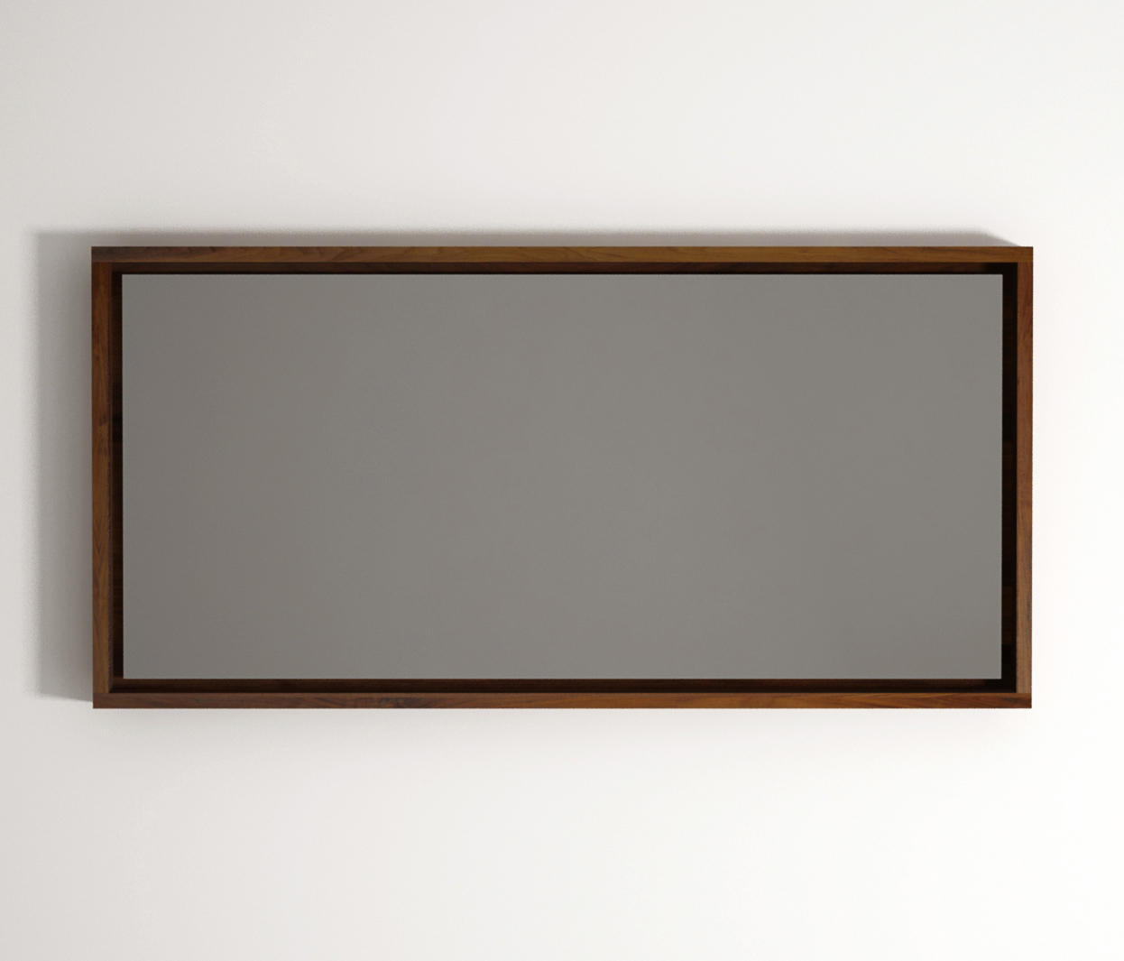 Parker mirror wall mirrors from karpenter architonic for Mirror 120 x 60