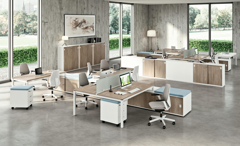 Quadrifoglio Mobili Per Ufficio.X4 Schermi Divisori Quadrifoglio Group Architonic