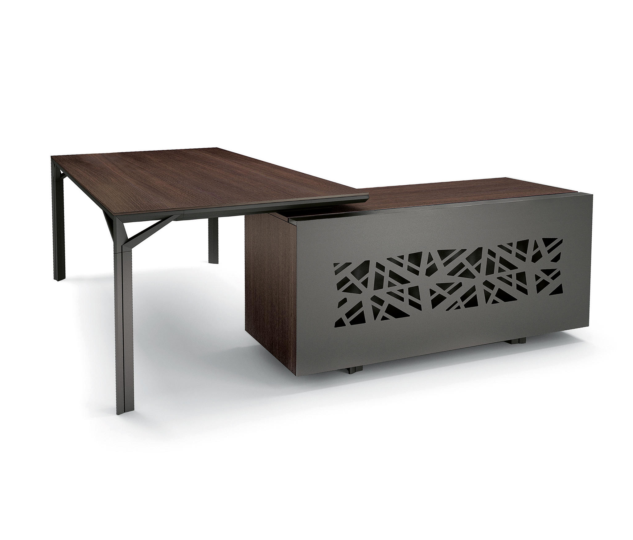 X8 Desks From Quadrifoglio Group Architonic