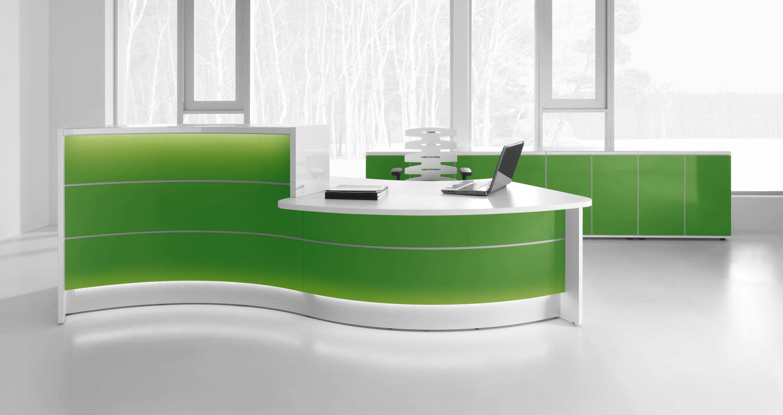 valde reception desks mdd - Reception Desks