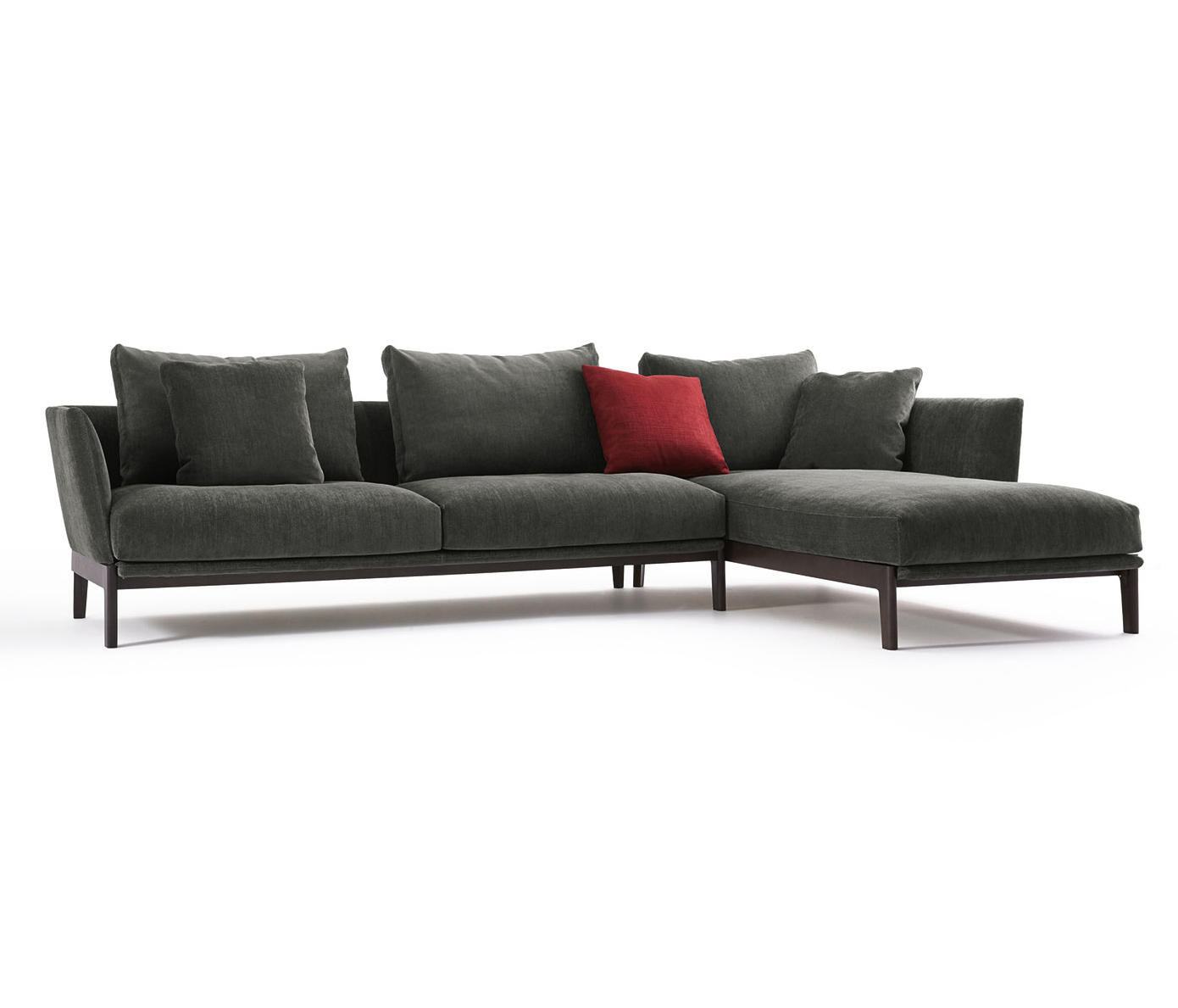 Chelsea sofa modular sofa systems from molteni c for Sofas modulares baratos