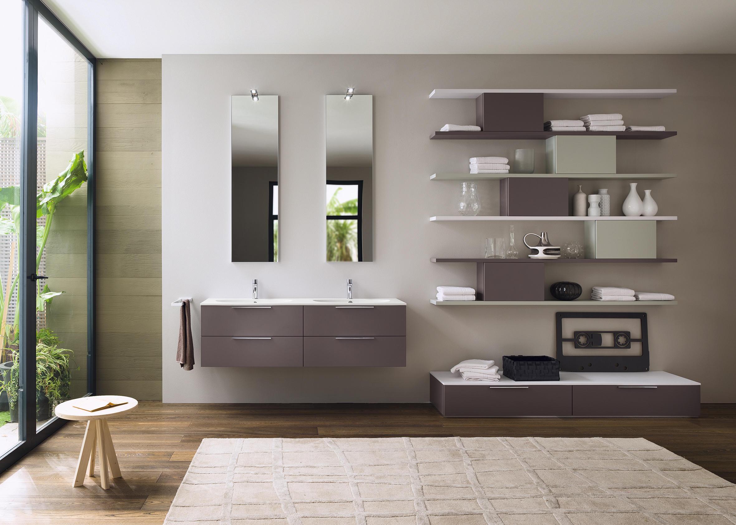 Progetto progetto mobili lavabo inda architonic for Progetta mobili