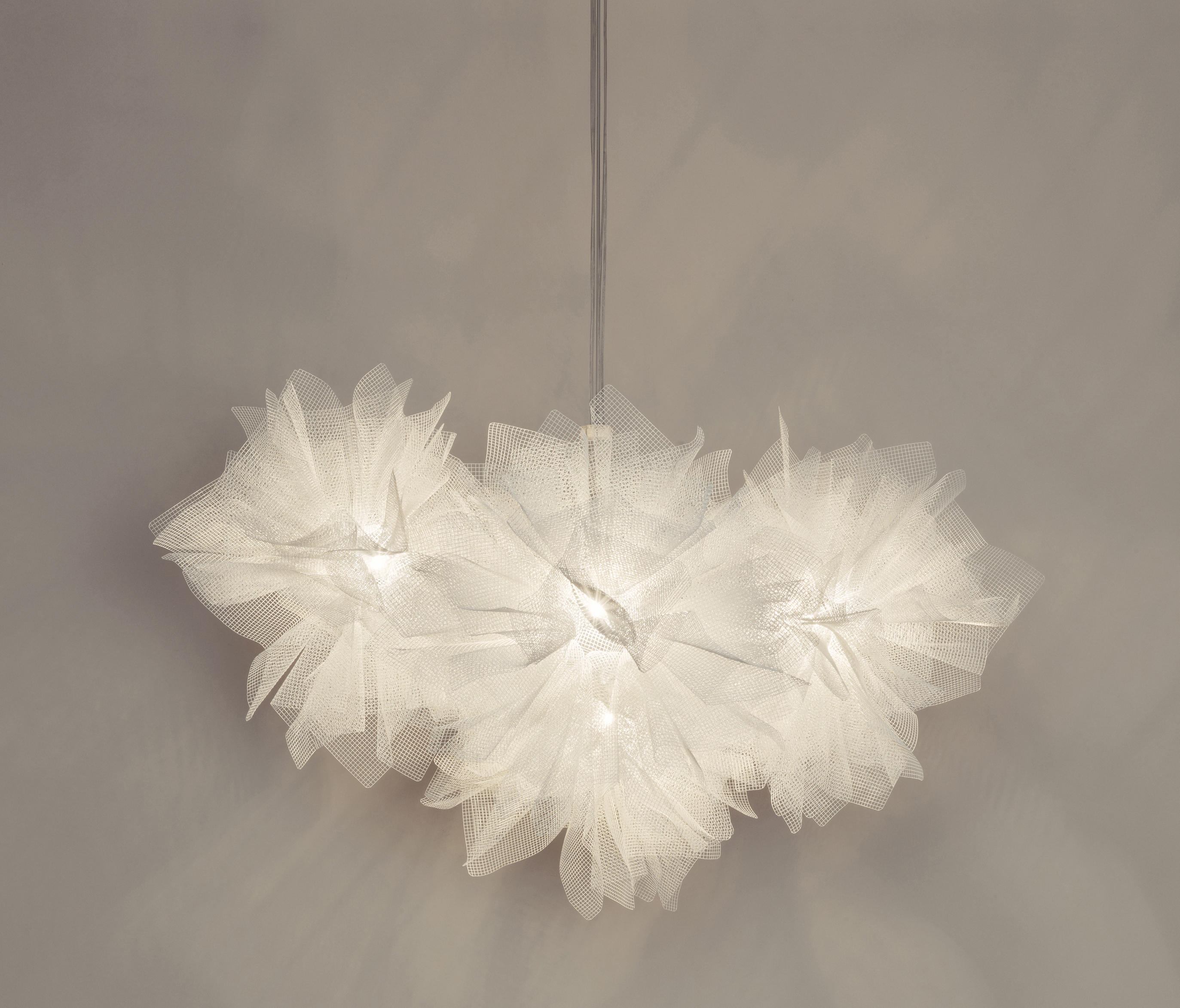 fluo fl04 4 suspended lights from arturo alvarez architonic