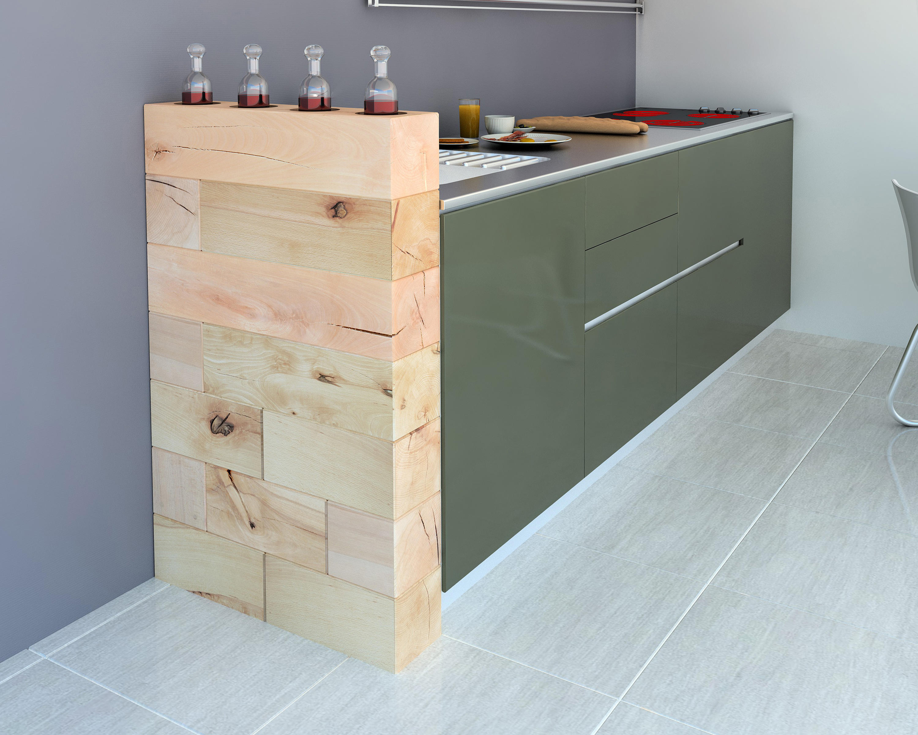 CRAFTWAND KITCHEN DESIGN Bespoke kitchens from Craftwand