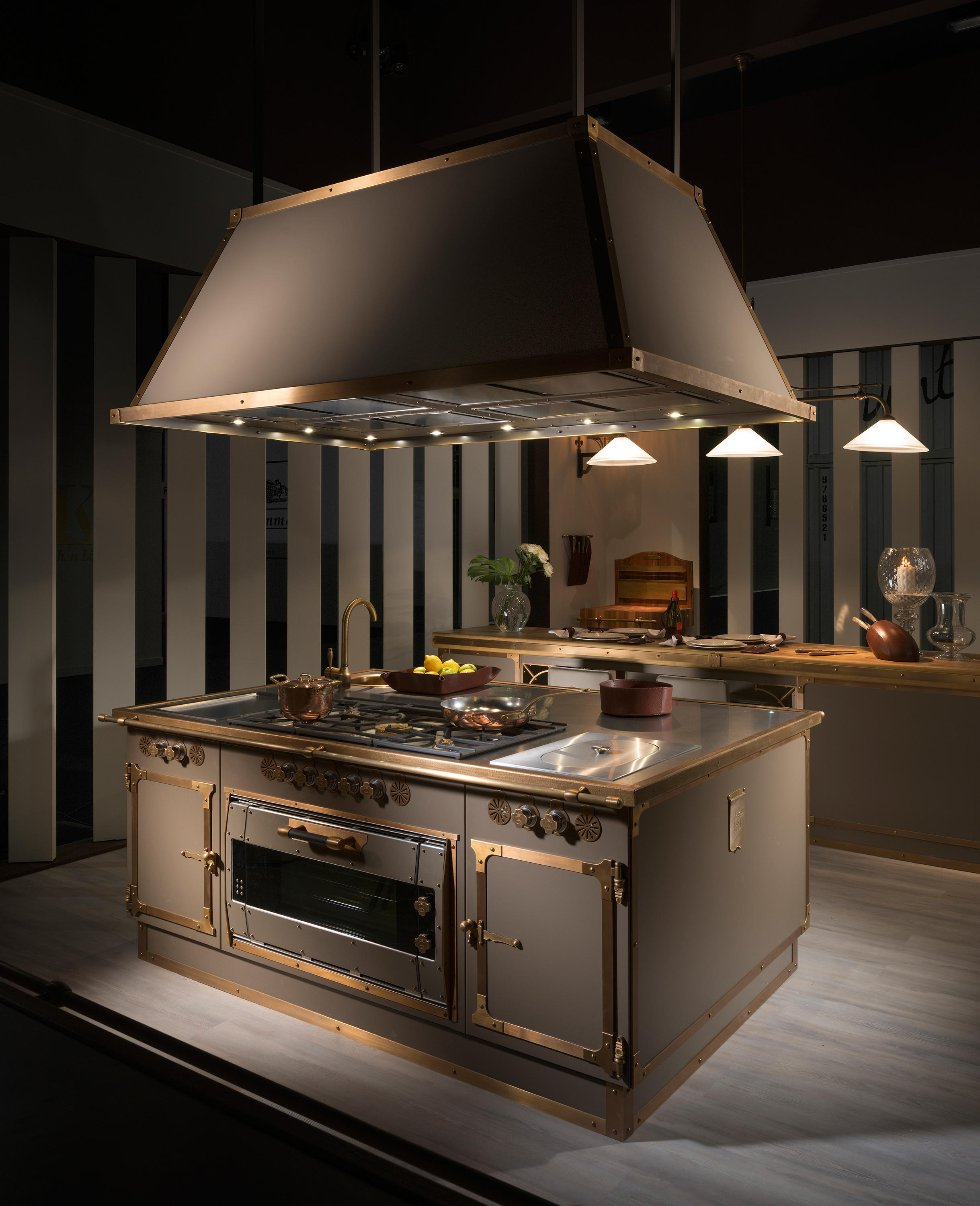 Grey Beige Touch Kitchen Fitted Kitchens From Officine