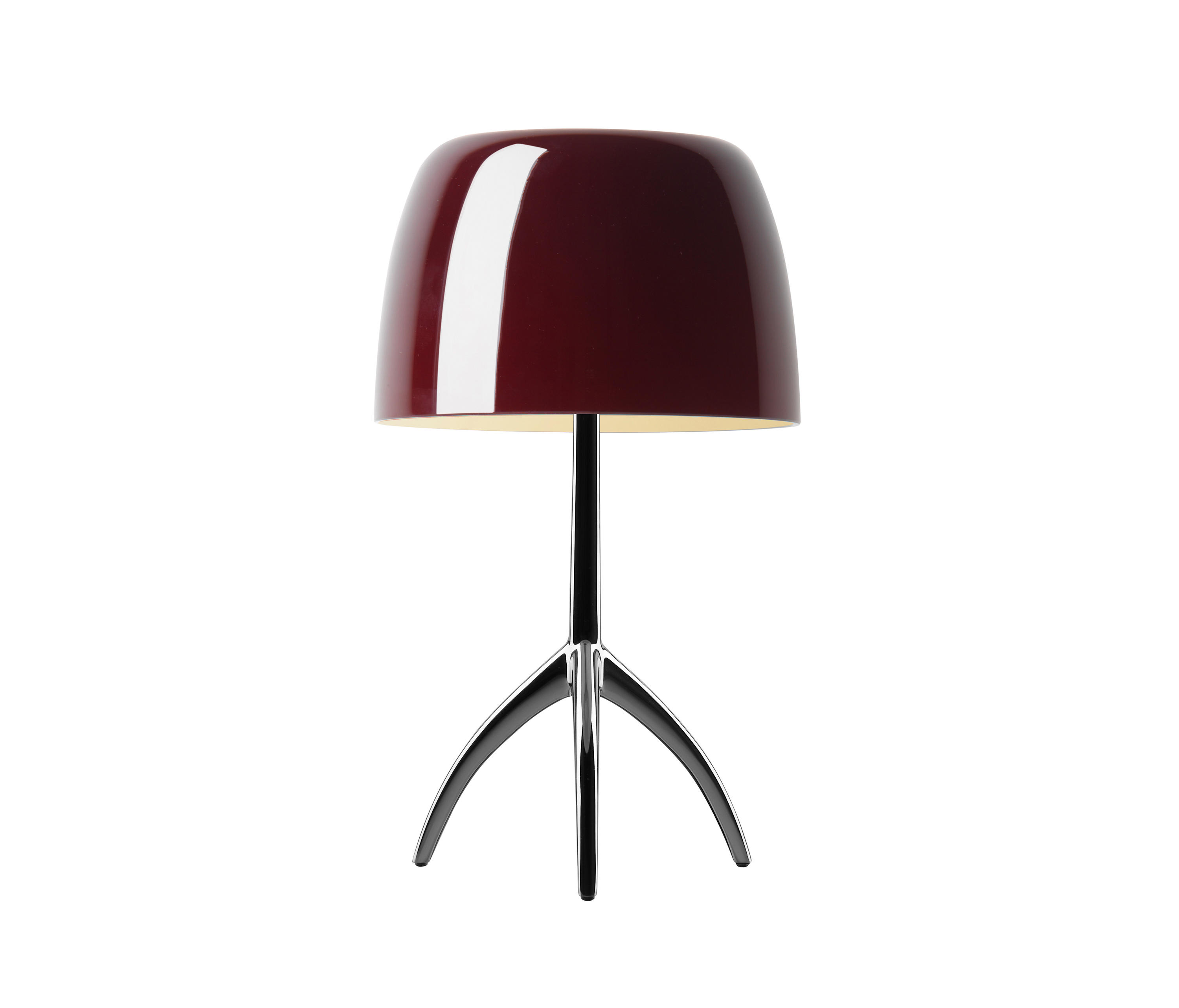 Lumiere table lamp general lighting from foscarini architonic - Foscarini lumiere table lamp ...