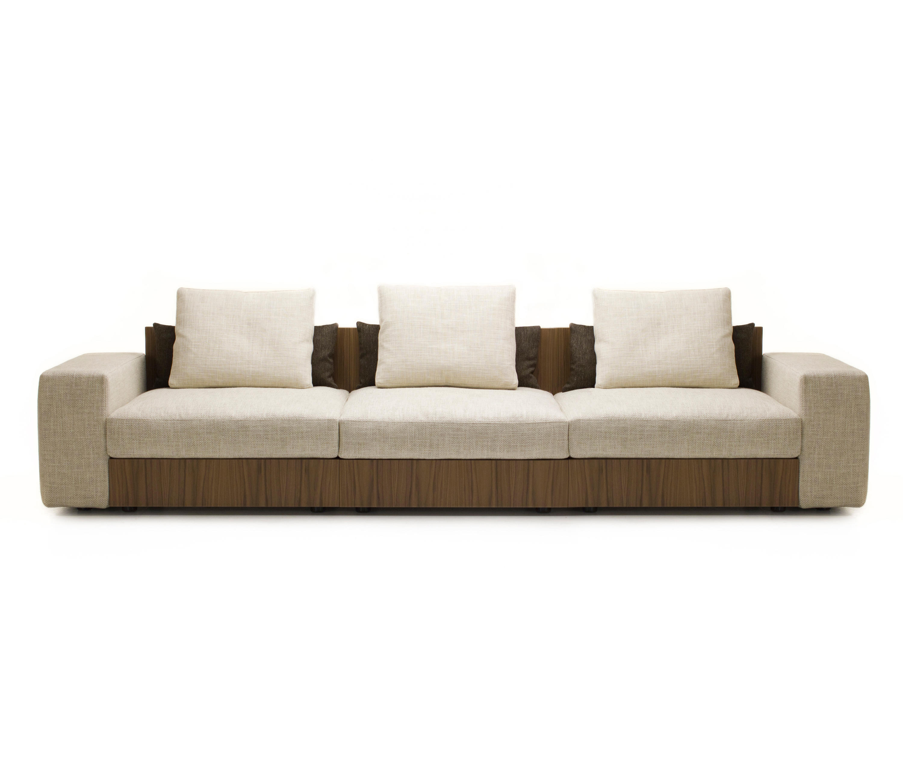 Sofa So Wood 3 Seater Sofa Lounge Sofas From Mussi Italy Architonic