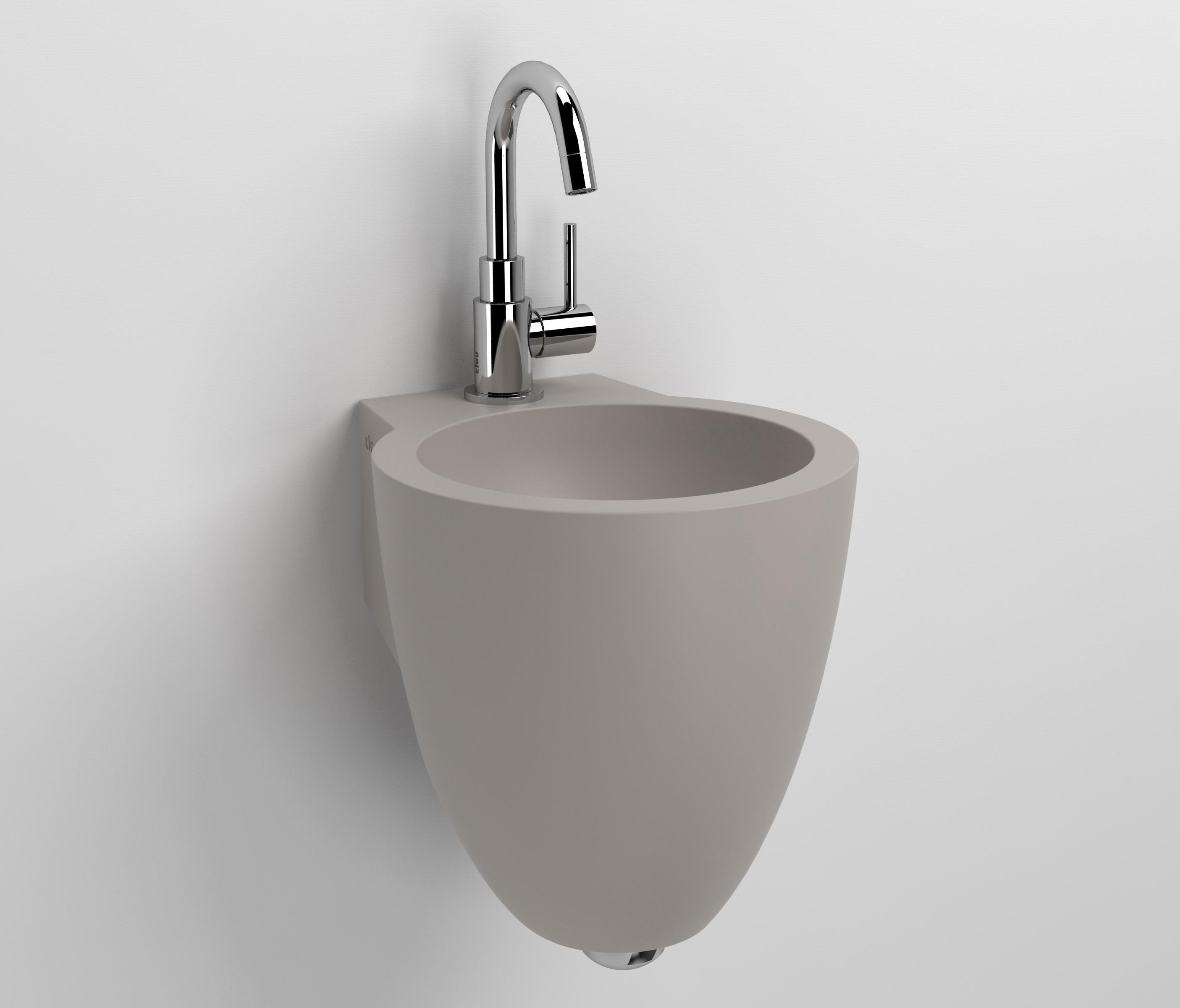 flush 6 beton handwaschbecken cl waschtische. Black Bedroom Furniture Sets. Home Design Ideas