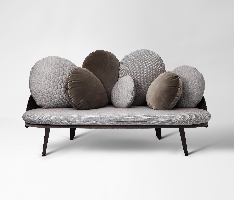 NUBILO SOFA Lounge sofas from Petite Friture