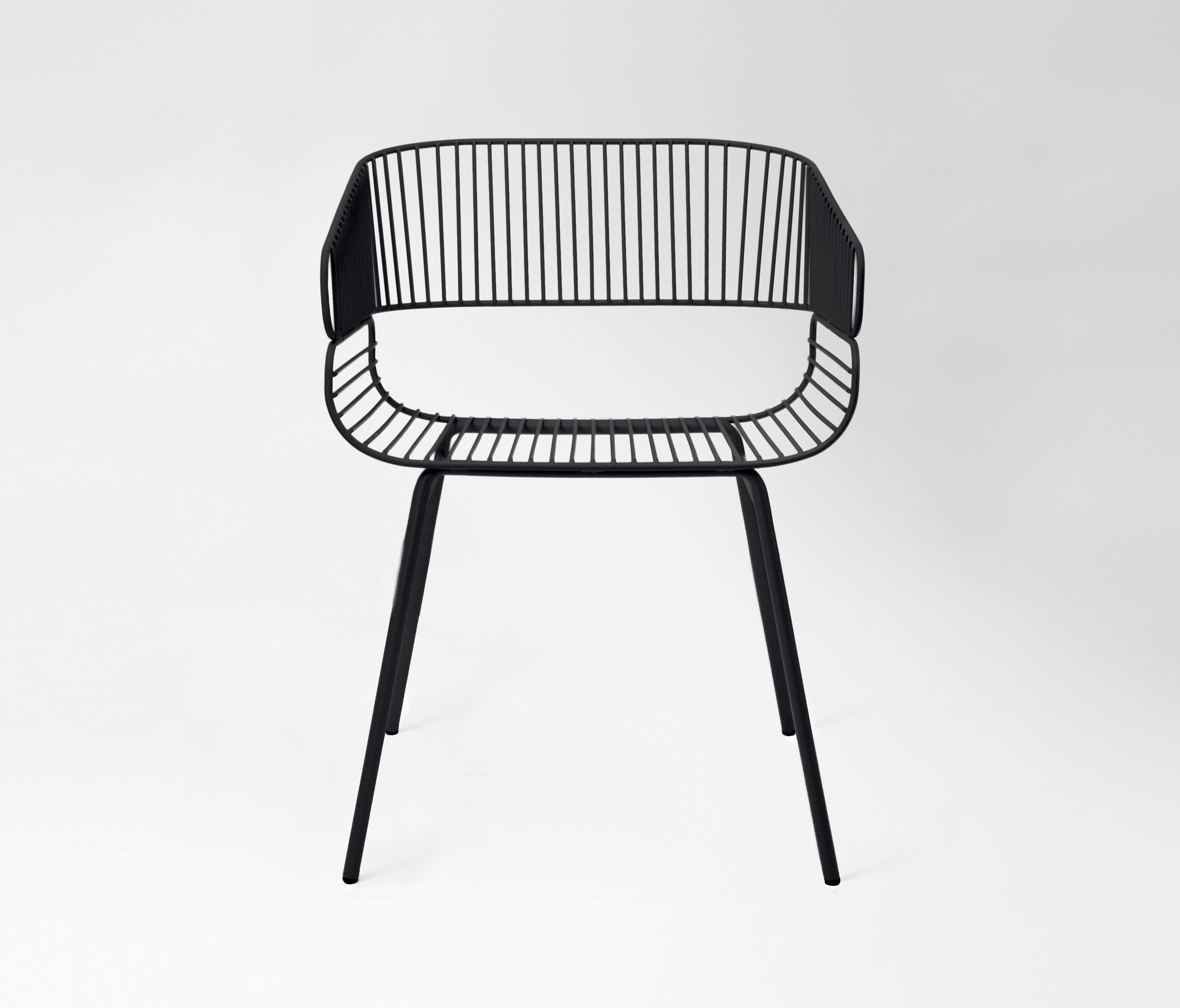 TRAME Restaurant chairs from Petite Friture