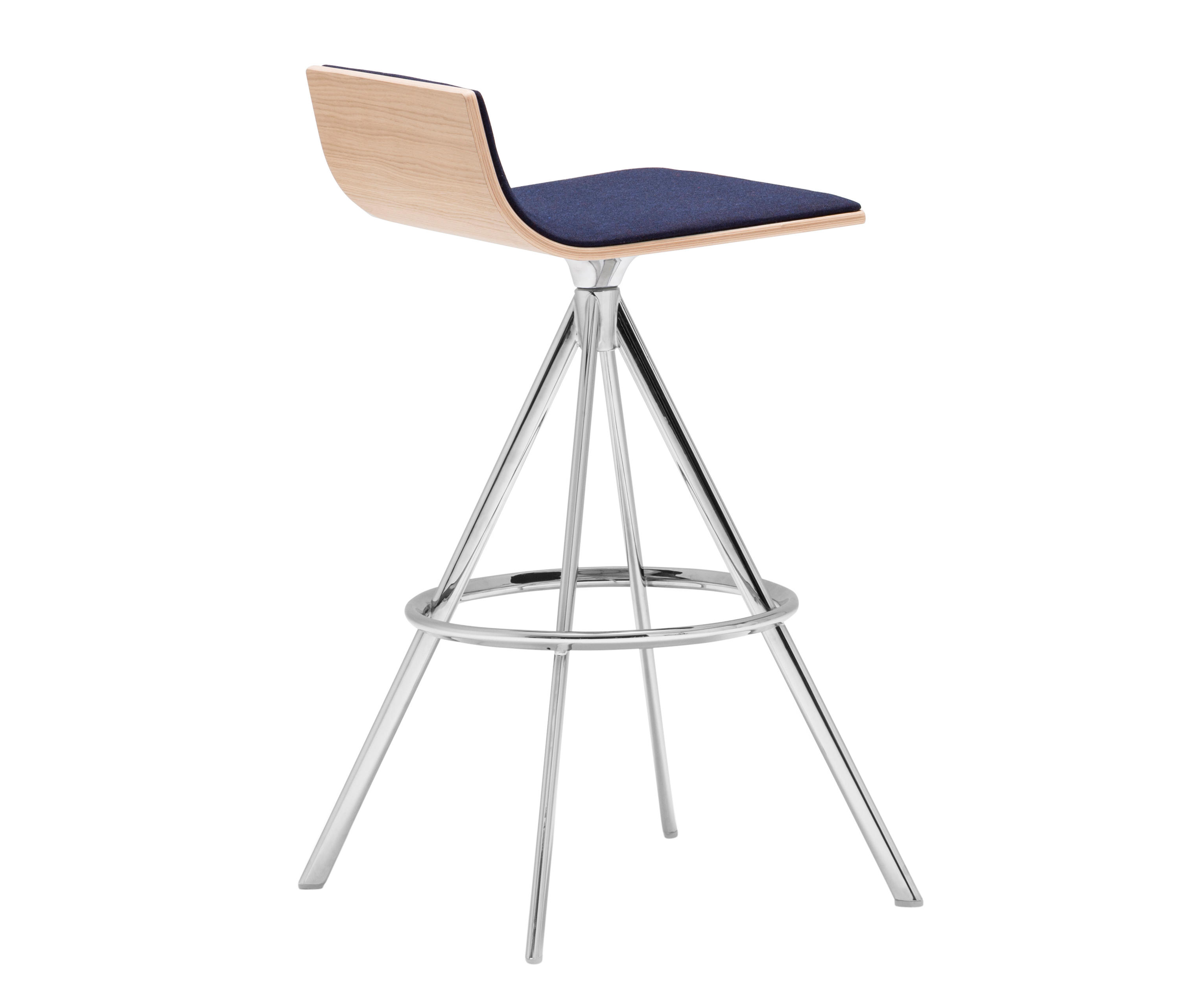Lineal Bq 0642 Bar Stools From Andreu World Architonic