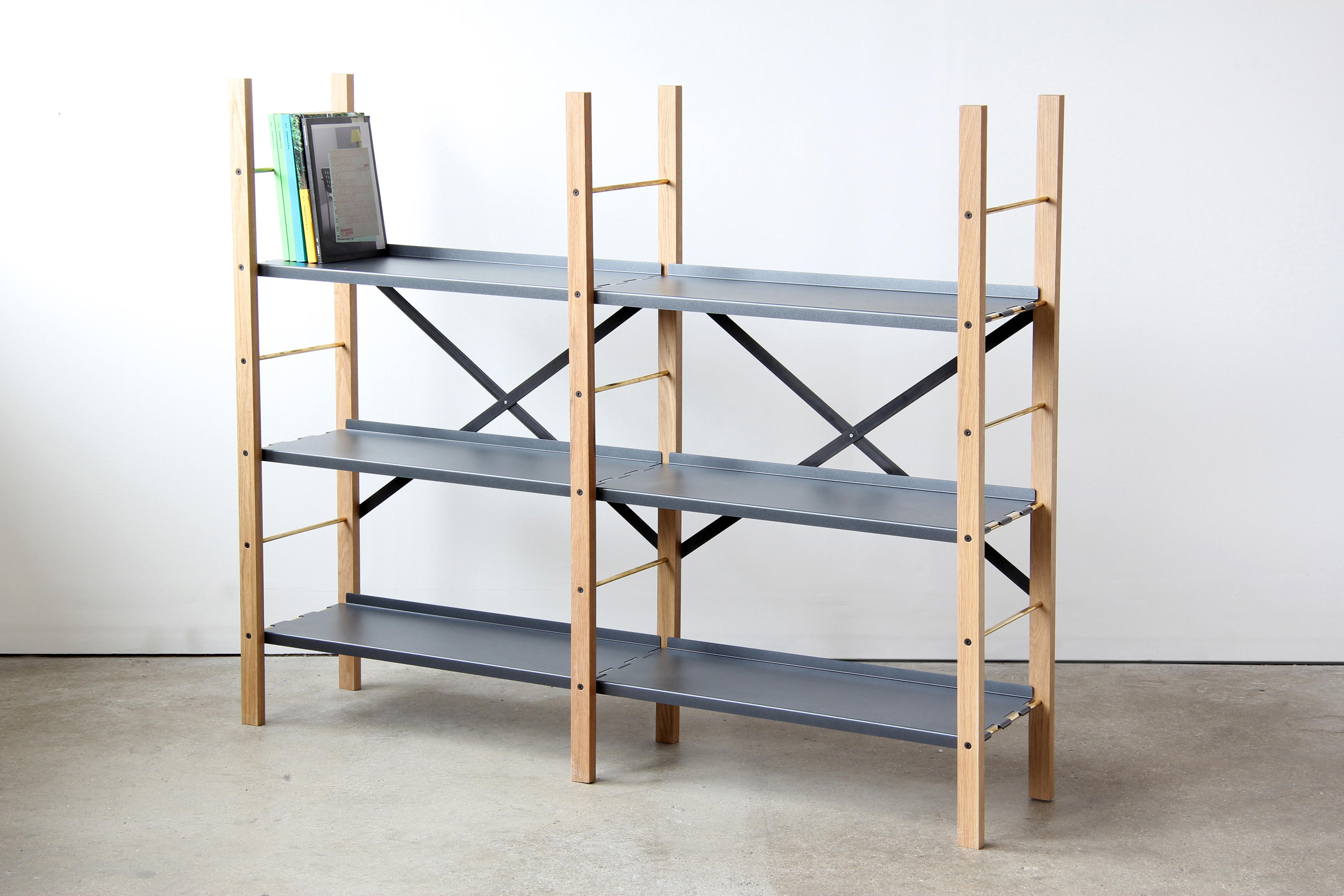 office shelving systems. Croquet Freestanding Shelving 3 Shelf By VG\u0026P | Office Systems A