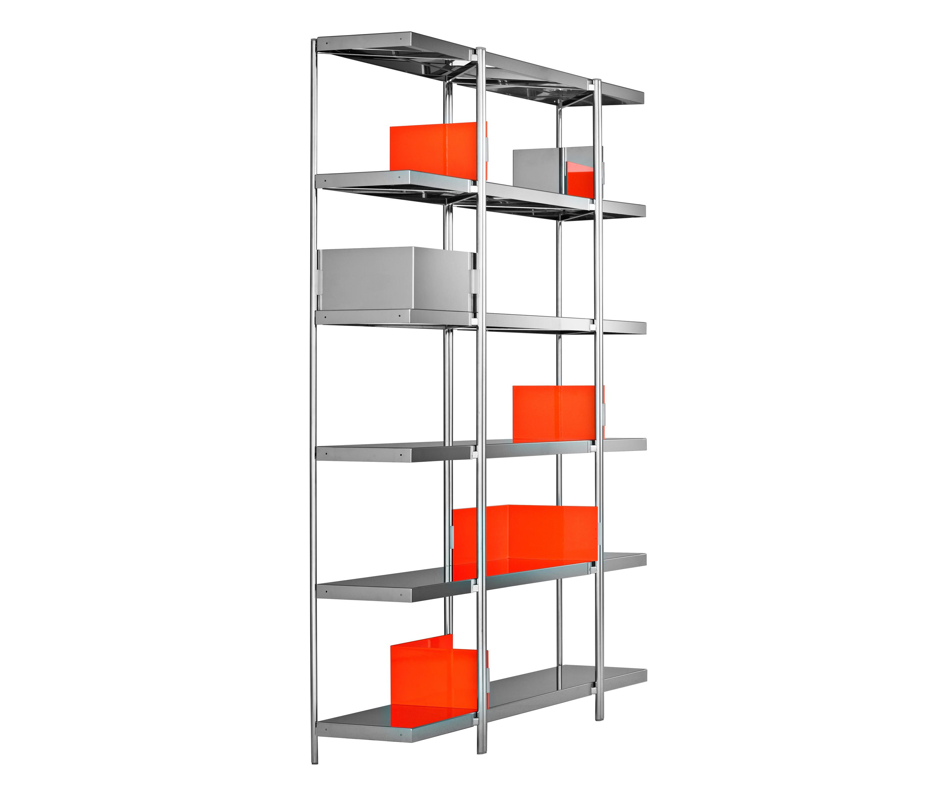 ZIGZAG - Shelving from Driade | Architonic