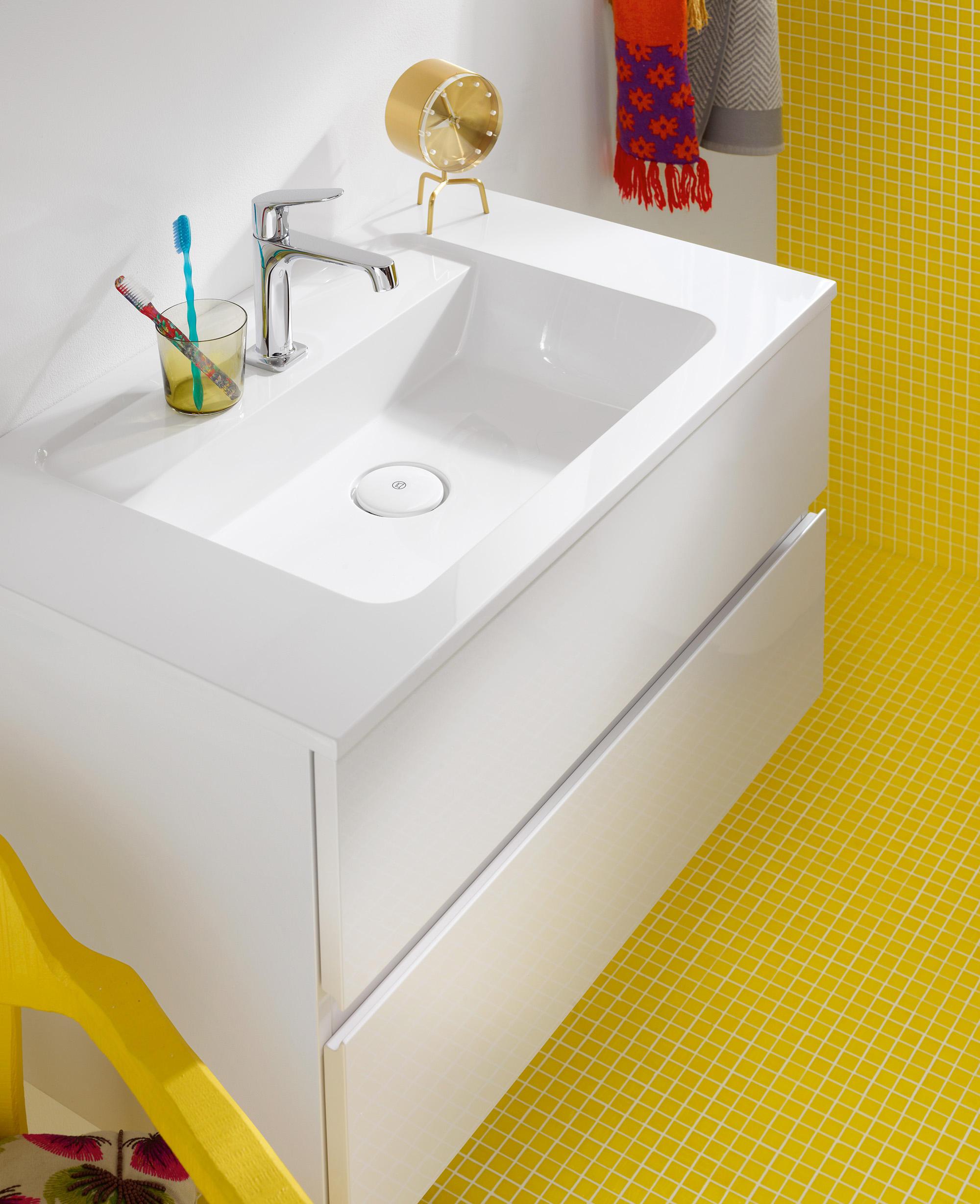 bel mineralguss waschtisch inkl waschtischunterschrank. Black Bedroom Furniture Sets. Home Design Ideas