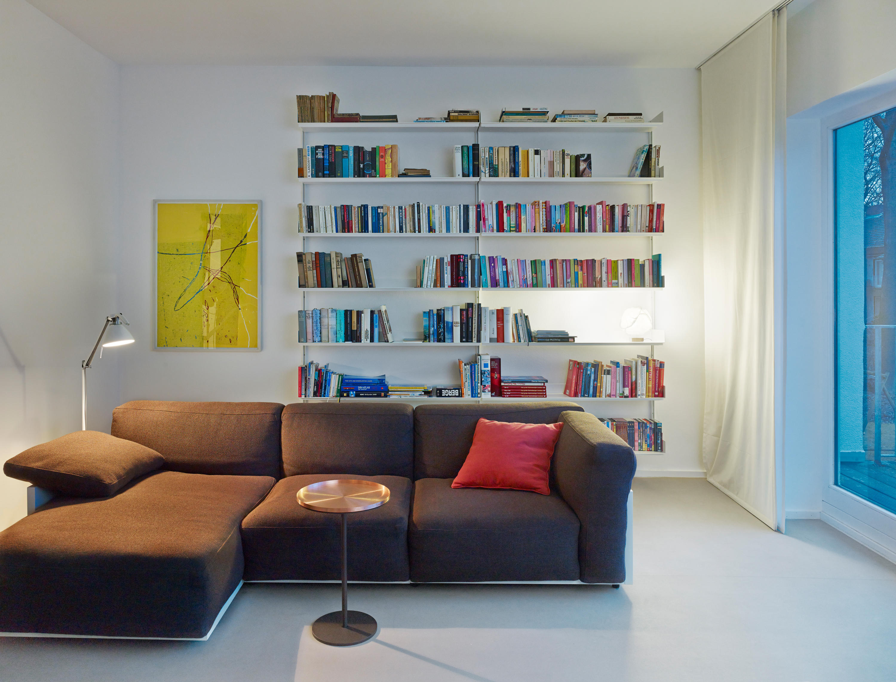 ... System M Shelves By S+ Systemmöbel | Library Shelving Systems ...