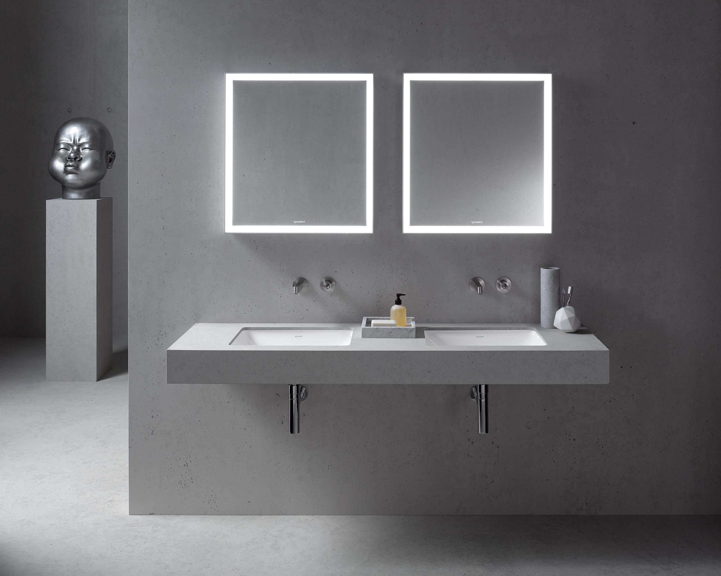 me by starck washbasin wash basins from duravit. Black Bedroom Furniture Sets. Home Design Ideas