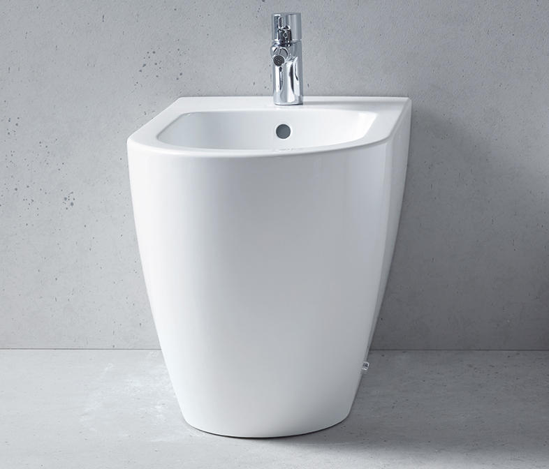 me by starck bidet bidets from duravit architonic. Black Bedroom Furniture Sets. Home Design Ideas