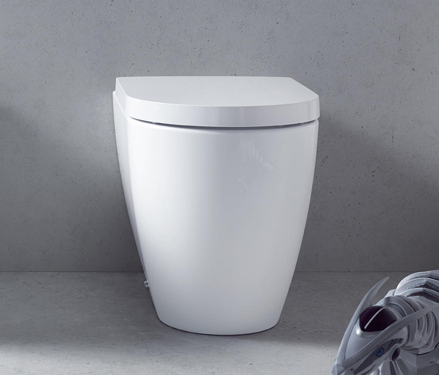 me by starck toilet wc from duravit architonic. Black Bedroom Furniture Sets. Home Design Ideas