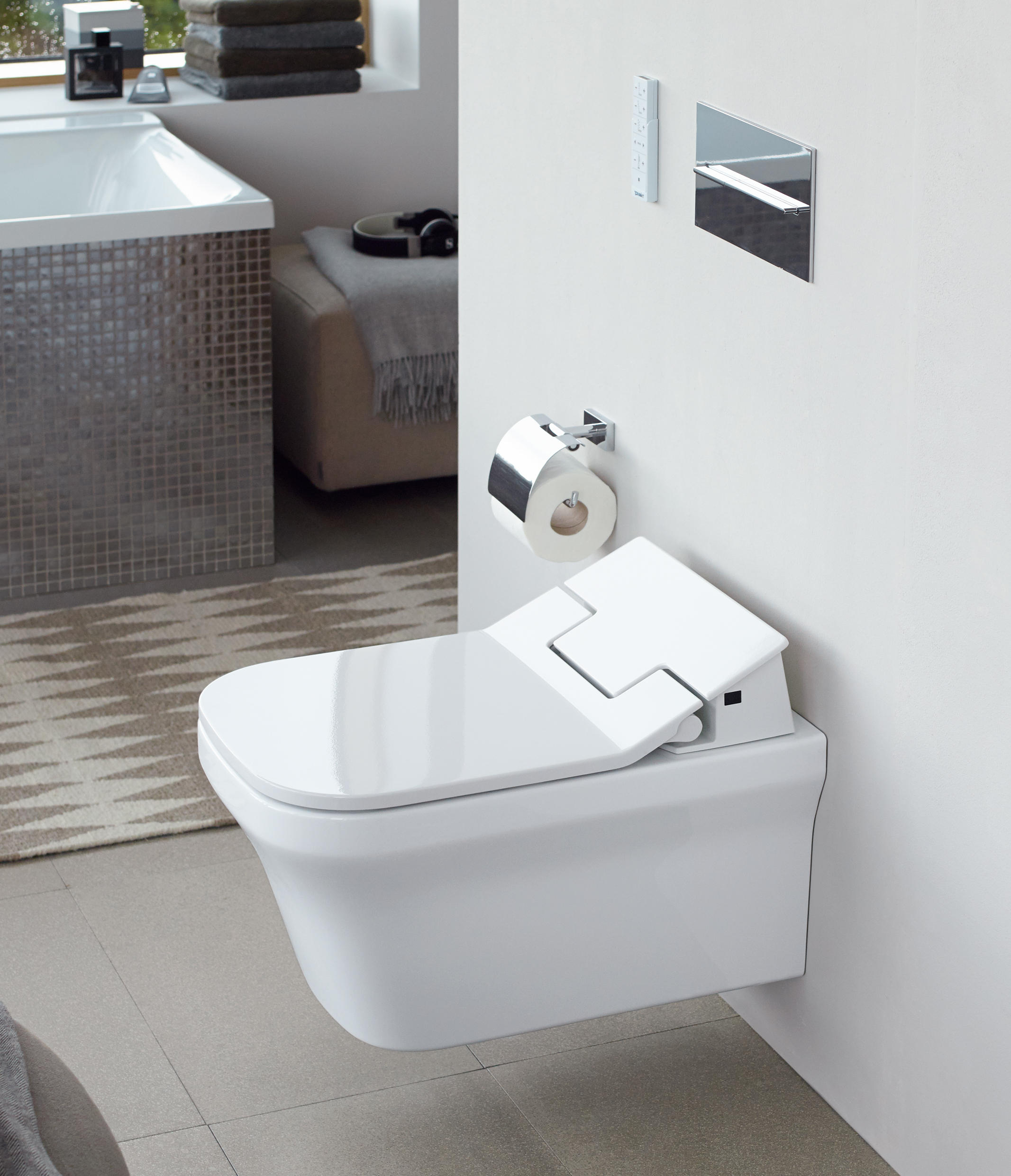 SENSOWASH SLIM - TOILET - Toilets from DURAVIT | Architonic