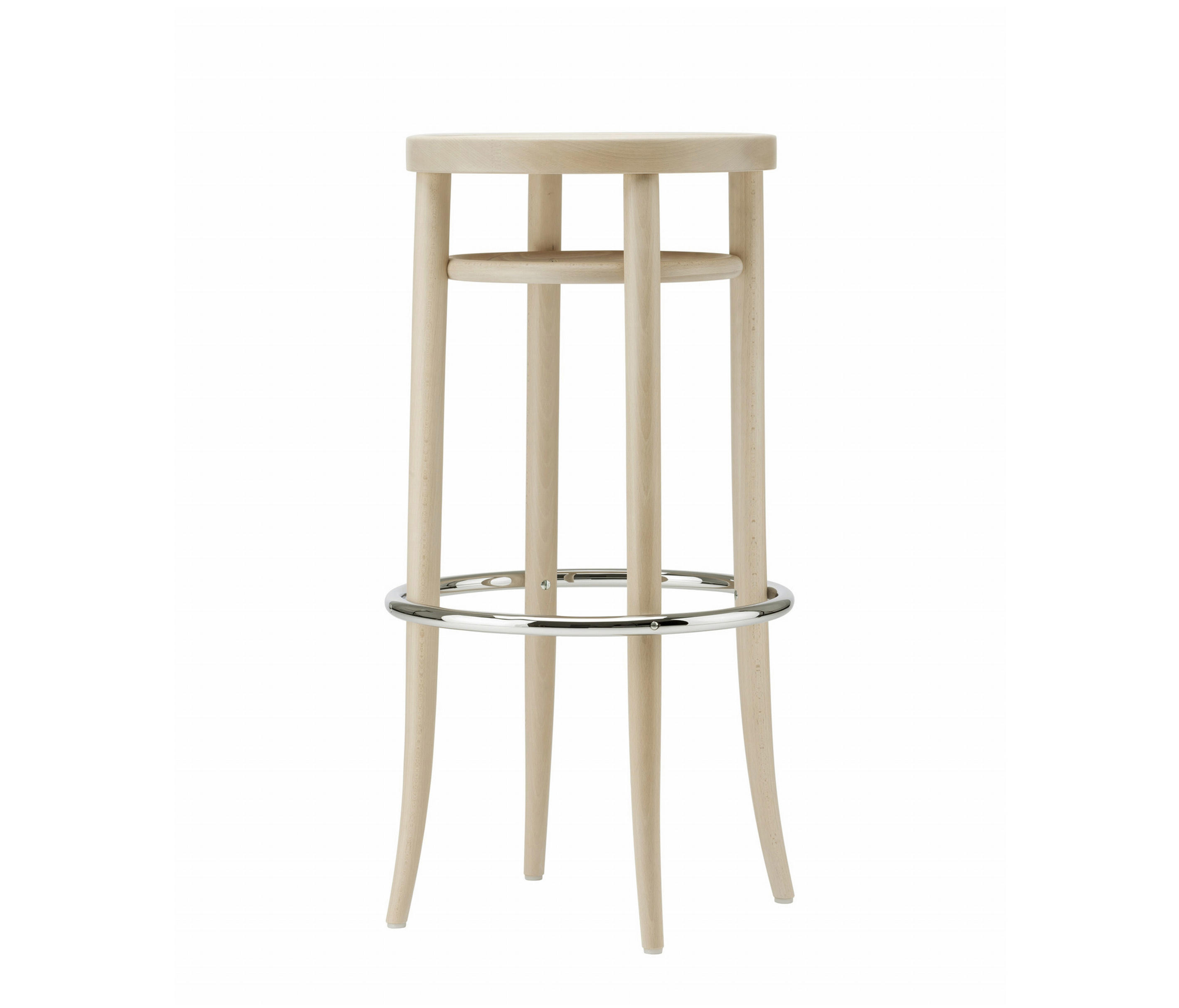 204 mh barhocker von thonet architonic for Thonet barhocker