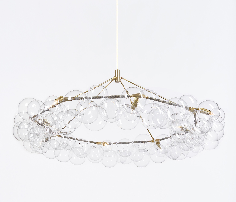 Wreath bubble chandelier general lighting from pelle architonic wreath bubble chandelier by pelle general lighting arubaitofo Choice Image