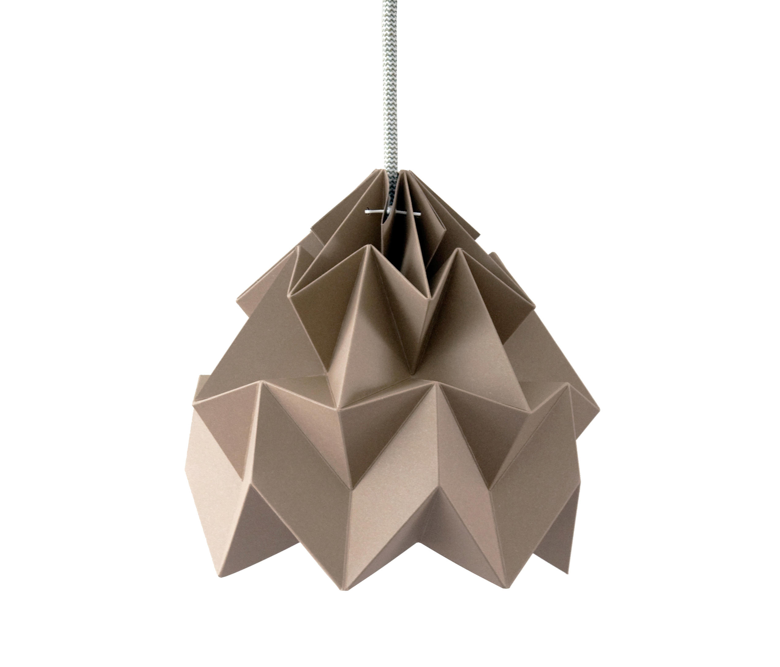 moth lamp brown allgemeinbeleuchtung von studio snowpuppe architonic. Black Bedroom Furniture Sets. Home Design Ideas