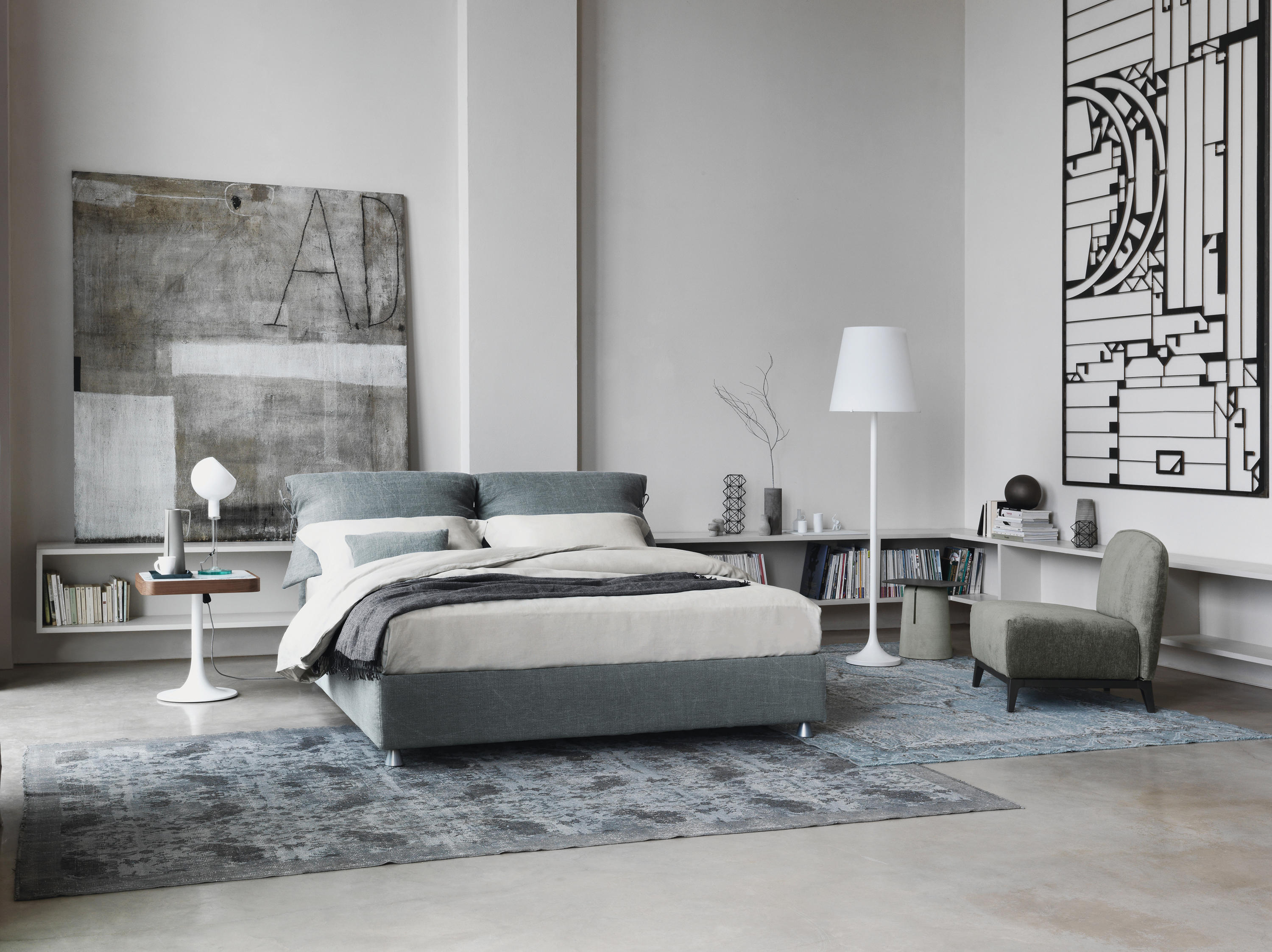 Nathalie Bed Beds From Flou Architonic