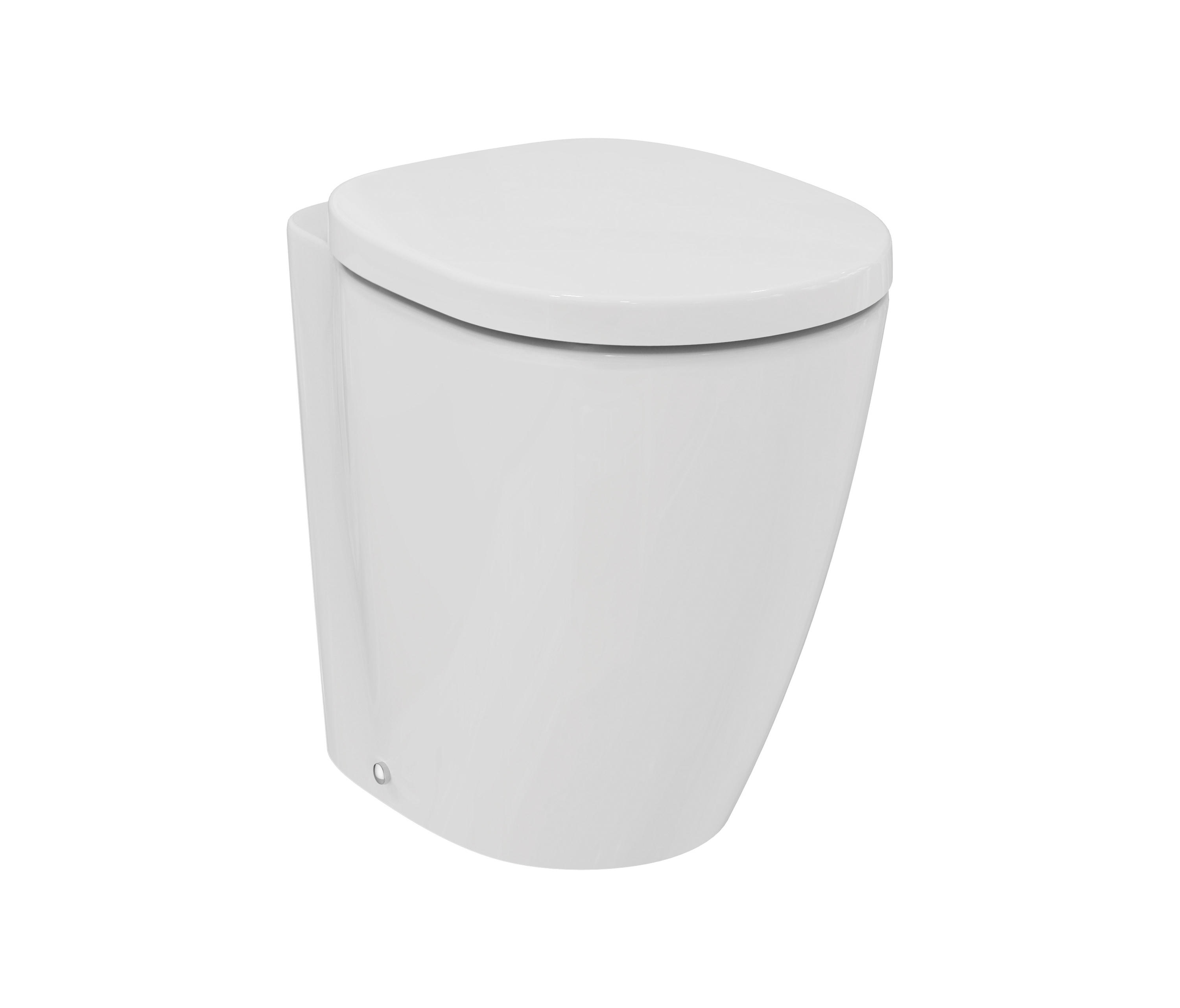 Ideal Standard Bidet Connect.Connect Freedom Standtiefspul Wc Plus 6 Wc From Ideal