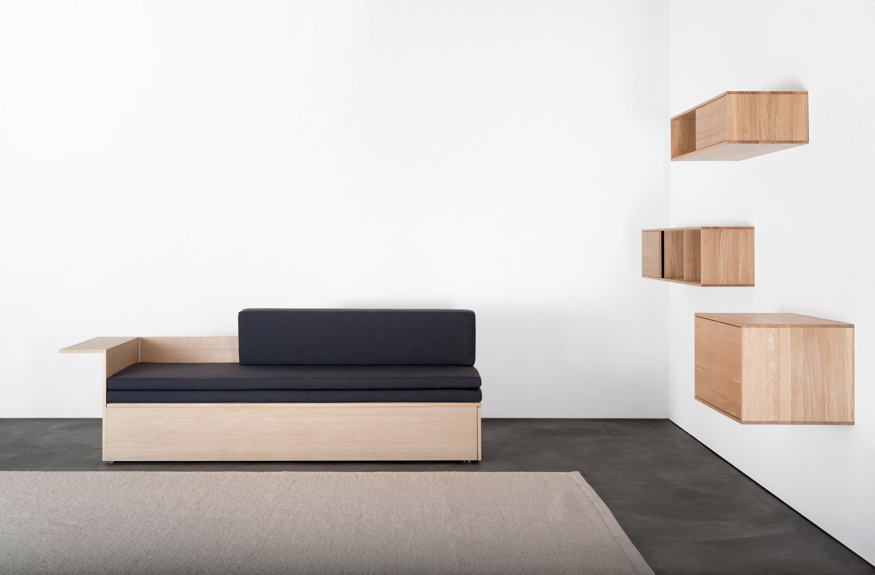 SALTO COUCH / DAYBED / SOFA BED / BED - Sofas From Sanktjohanser