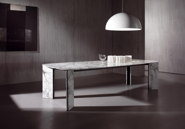 Maxwell mesas comedor de acerbis architonic - Acerbis mobili outlet ...