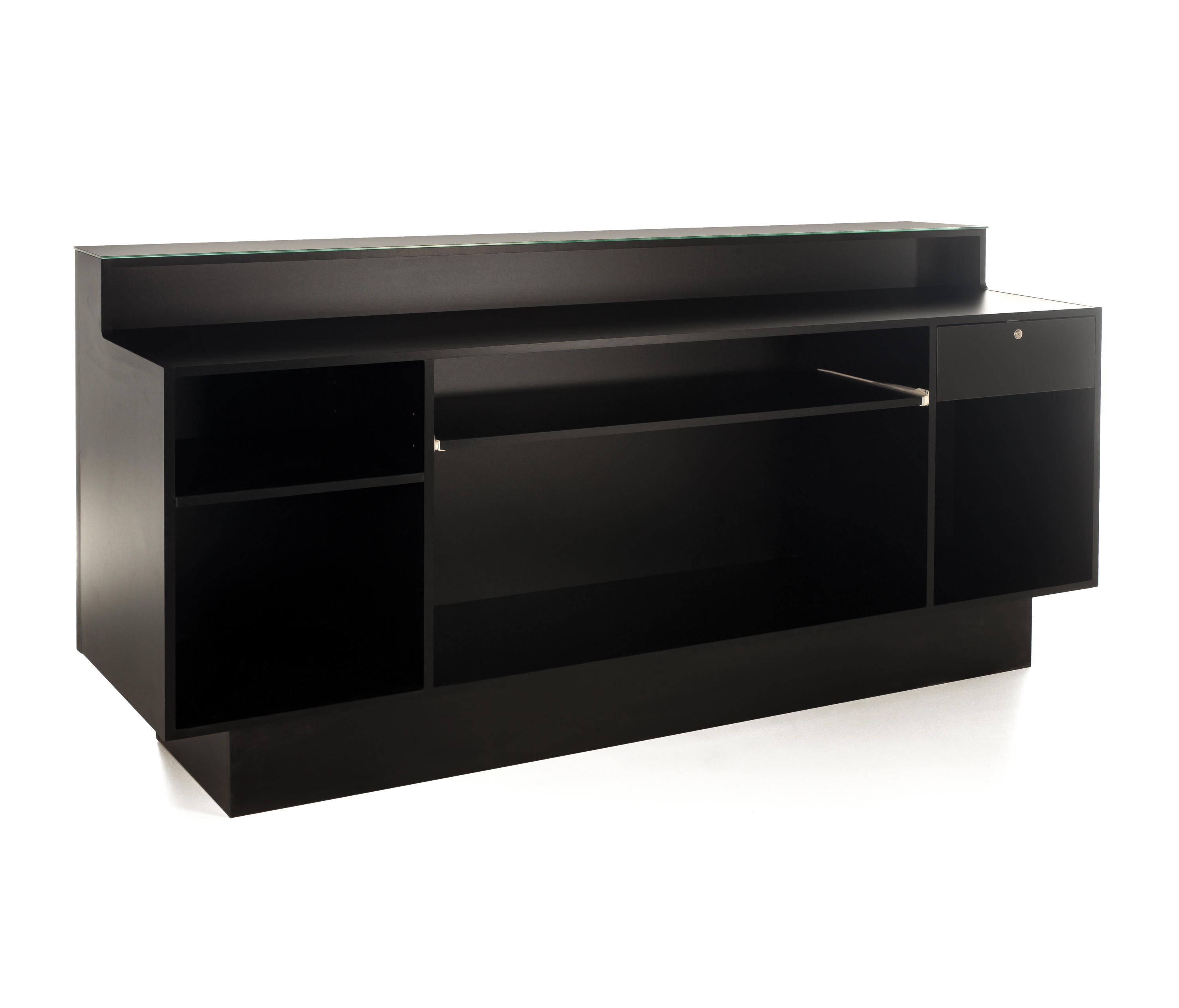 cocodesk 220 gammastore salon reception desk reception desks from gamma bross architonic. Black Bedroom Furniture Sets. Home Design Ideas
