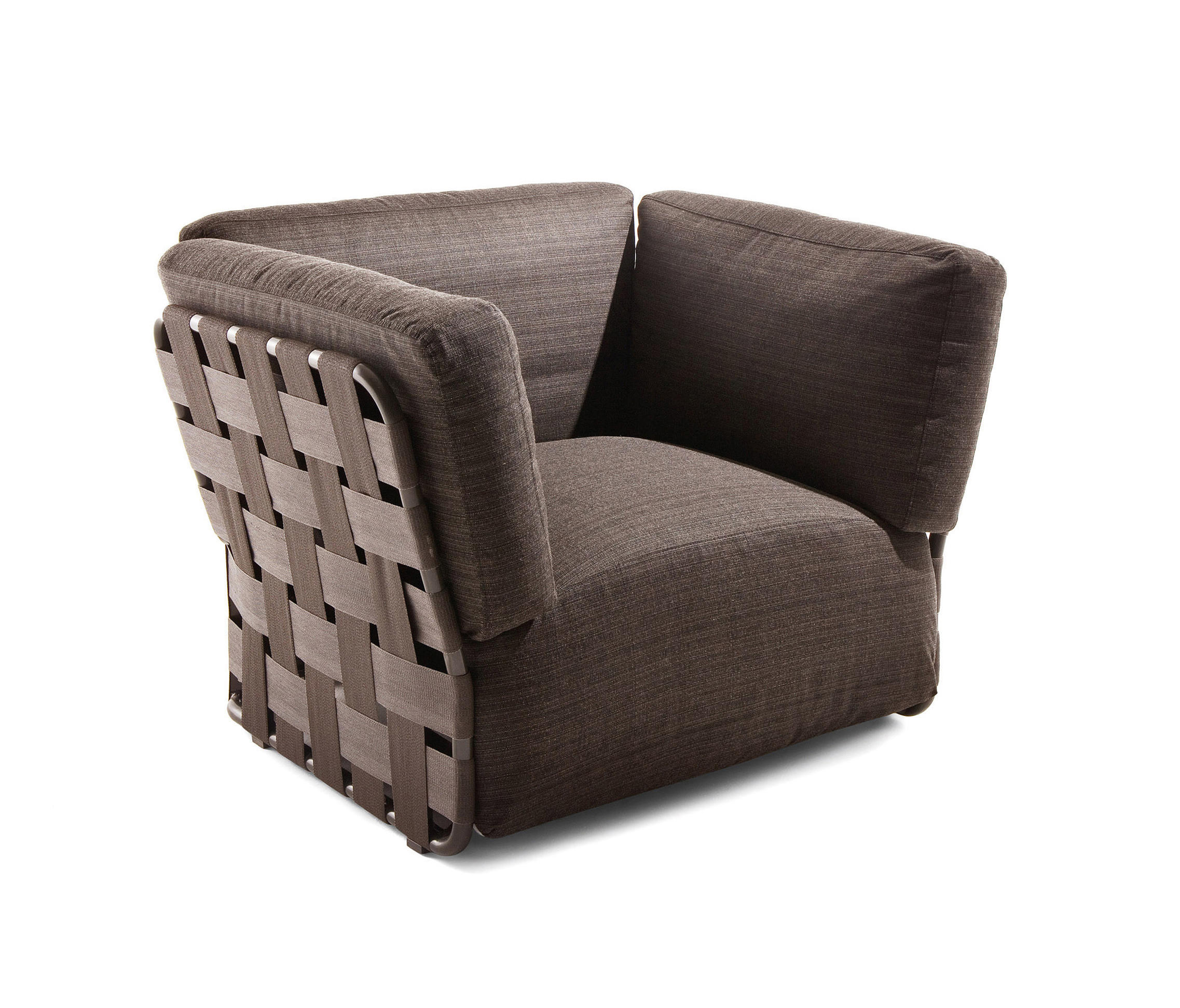 obi lounge chair garden armchairs from varaschin architonic. Black Bedroom Furniture Sets. Home Design Ideas