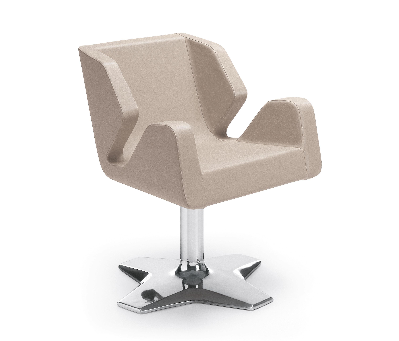 bunch outsider fauteuils de coiffure barber chairs de gamma bross architonic. Black Bedroom Furniture Sets. Home Design Ideas