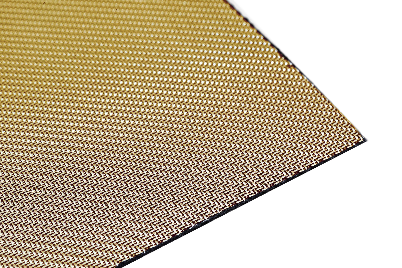 Sefar 174 Architecture Vision Pr 260 25 Gold Facade