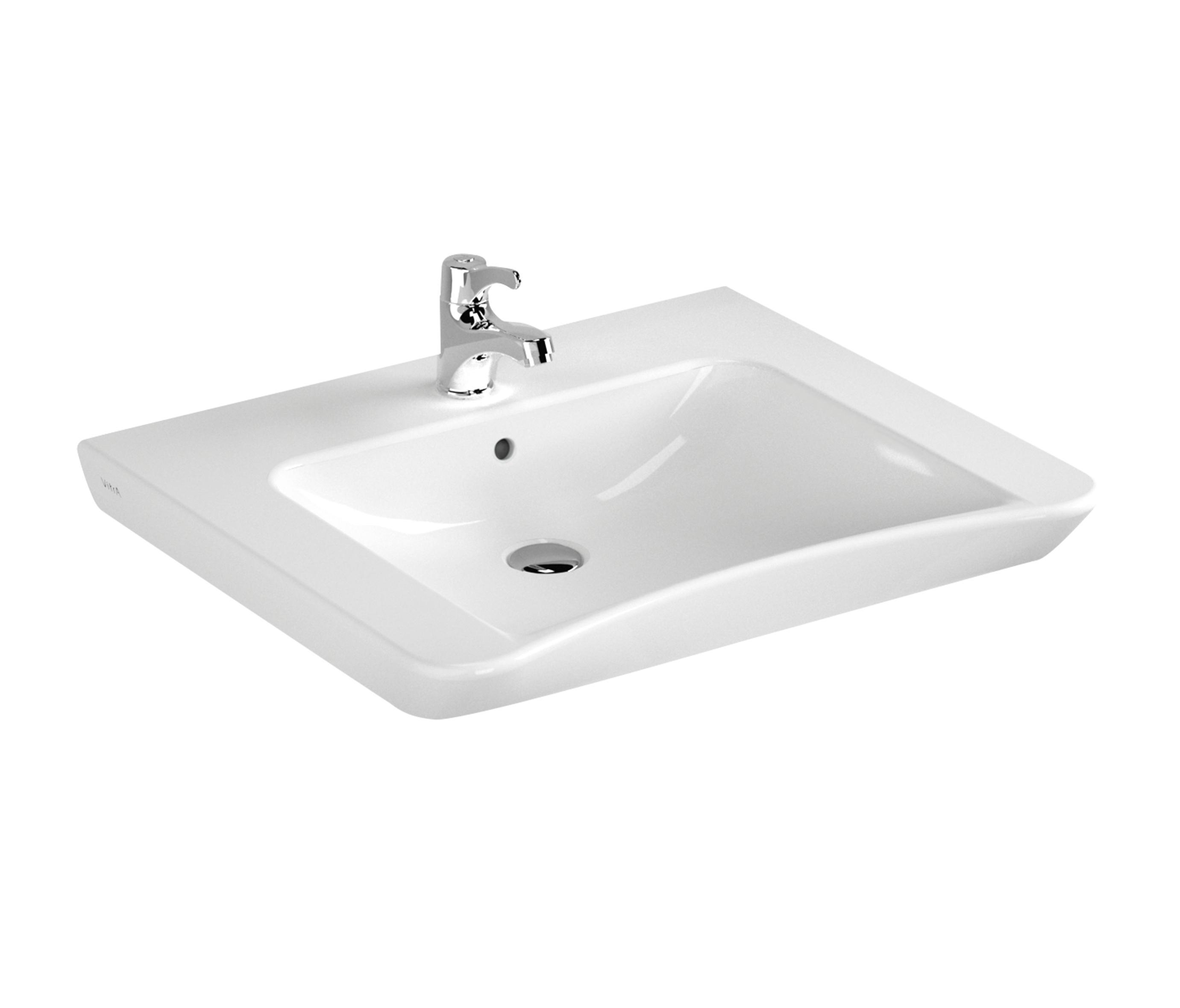 conforma washbasin wash basins from vitra bad architonic. Black Bedroom Furniture Sets. Home Design Ideas