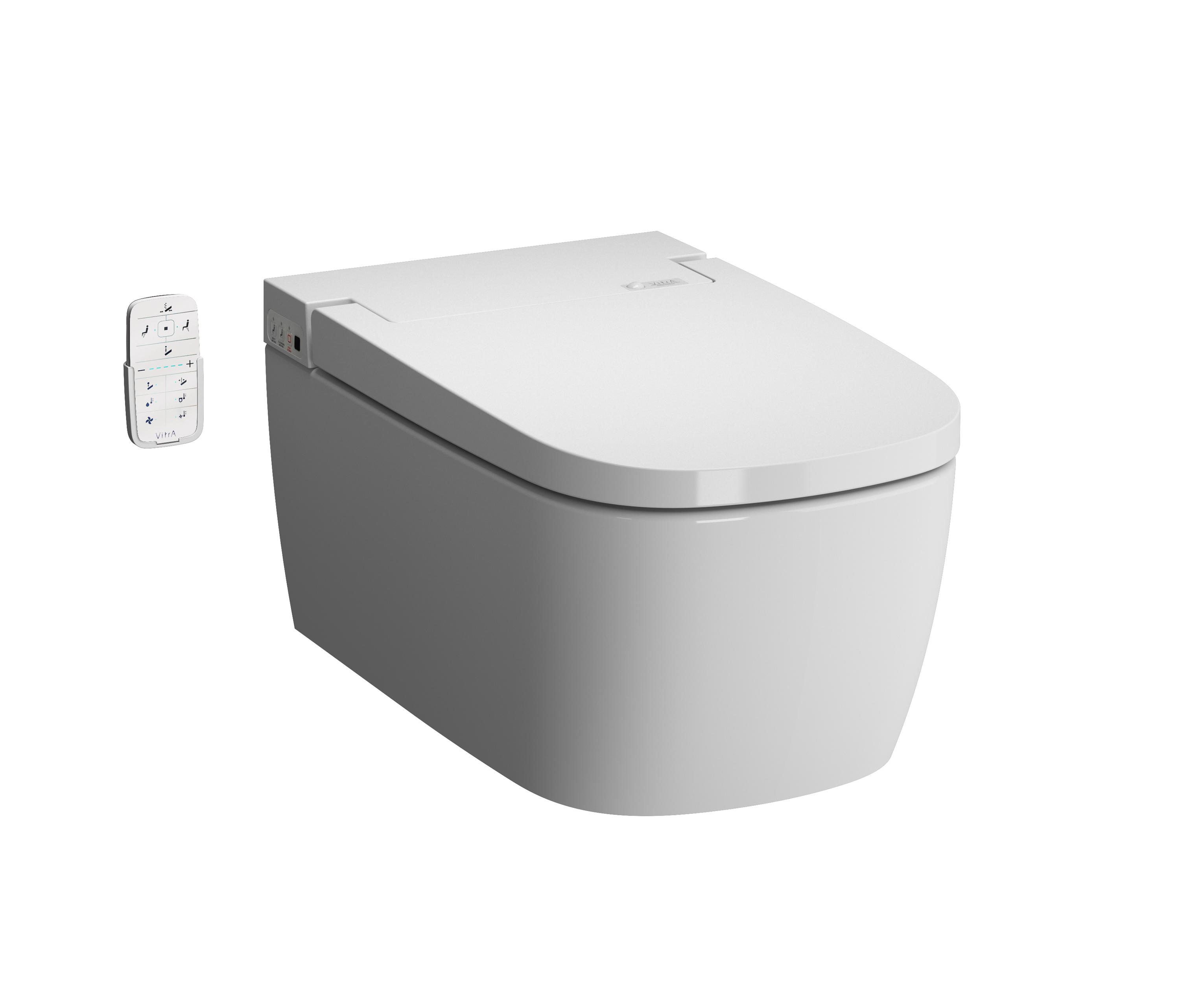 v care wall hung wc toilets from vitra bad architonic. Black Bedroom Furniture Sets. Home Design Ideas
