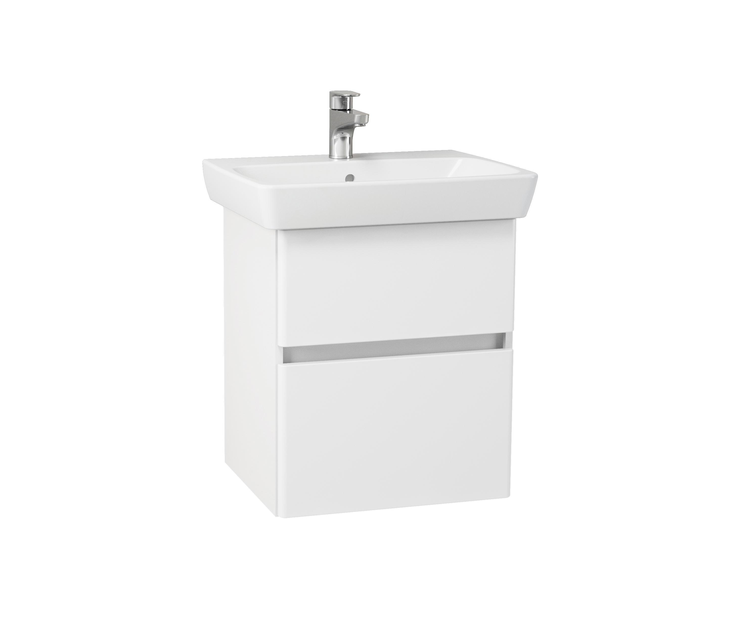 Metropole Vanity Unit By VitrA Bad | Wash Basins