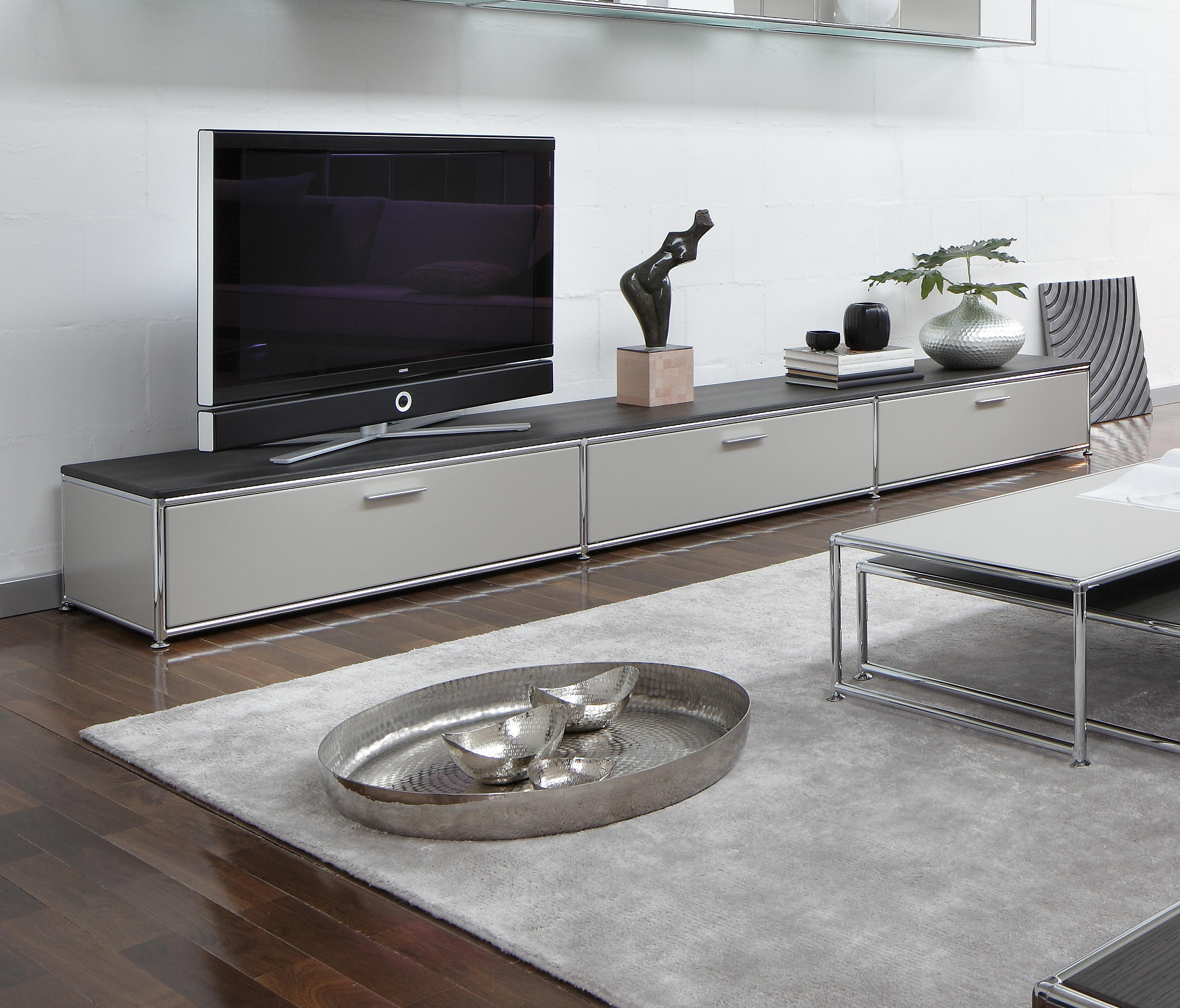 Lowboard Sideboard lowboard multimedia sideboards from dauphin home architonic