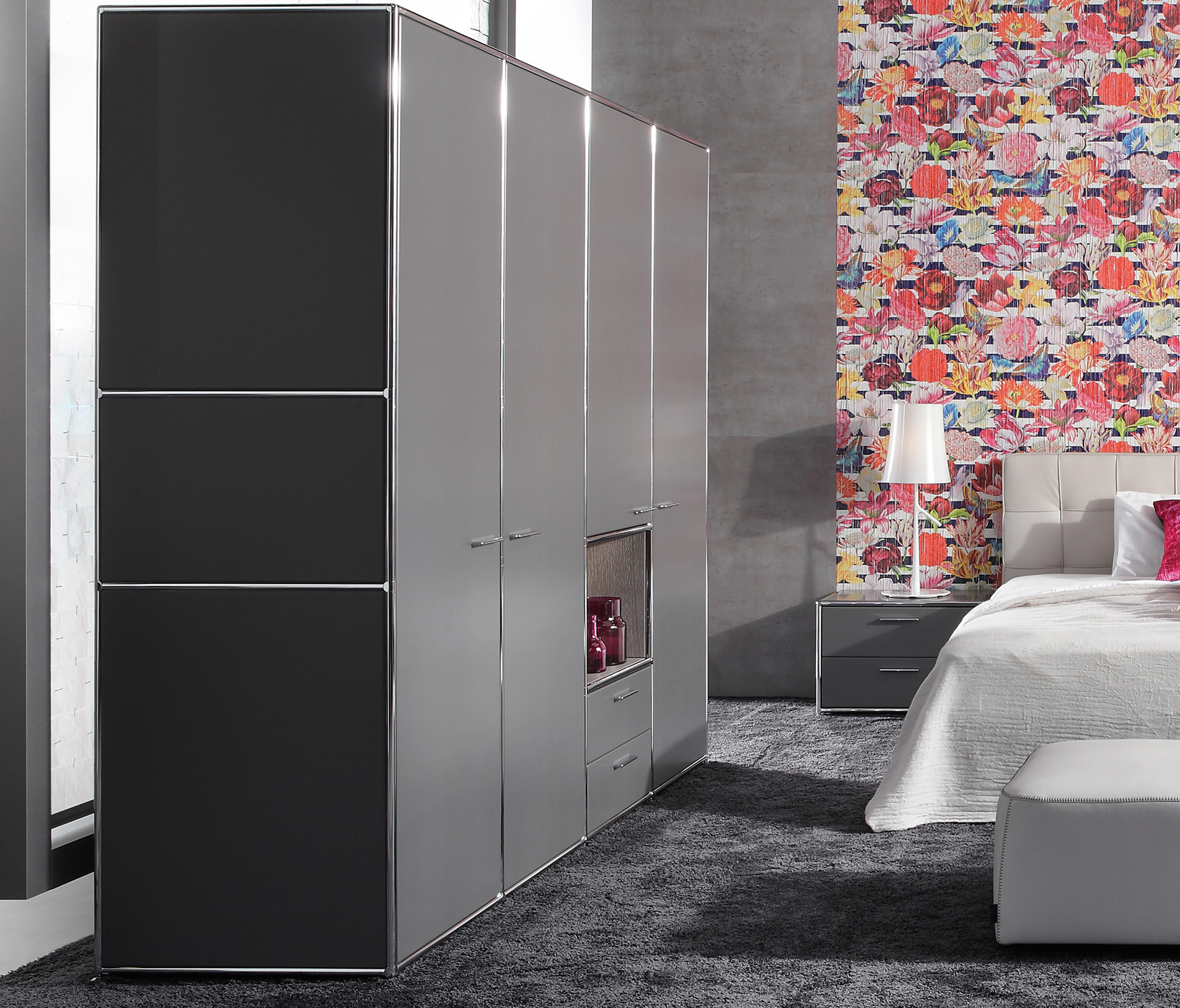 schrank schr nke von dauphin home architonic. Black Bedroom Furniture Sets. Home Design Ideas