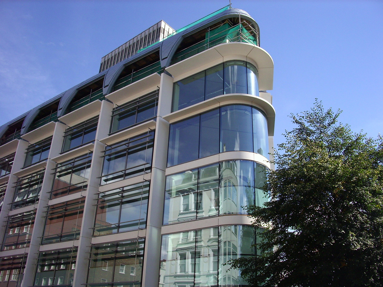 architectural precast cladding - facade constructionshering