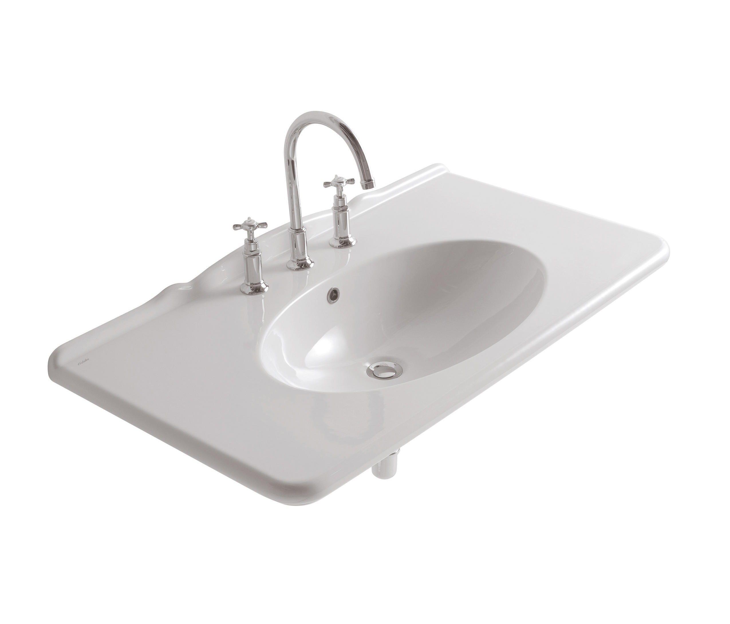 BAGNO DI COLORE BASIN Wash Basins From Globo