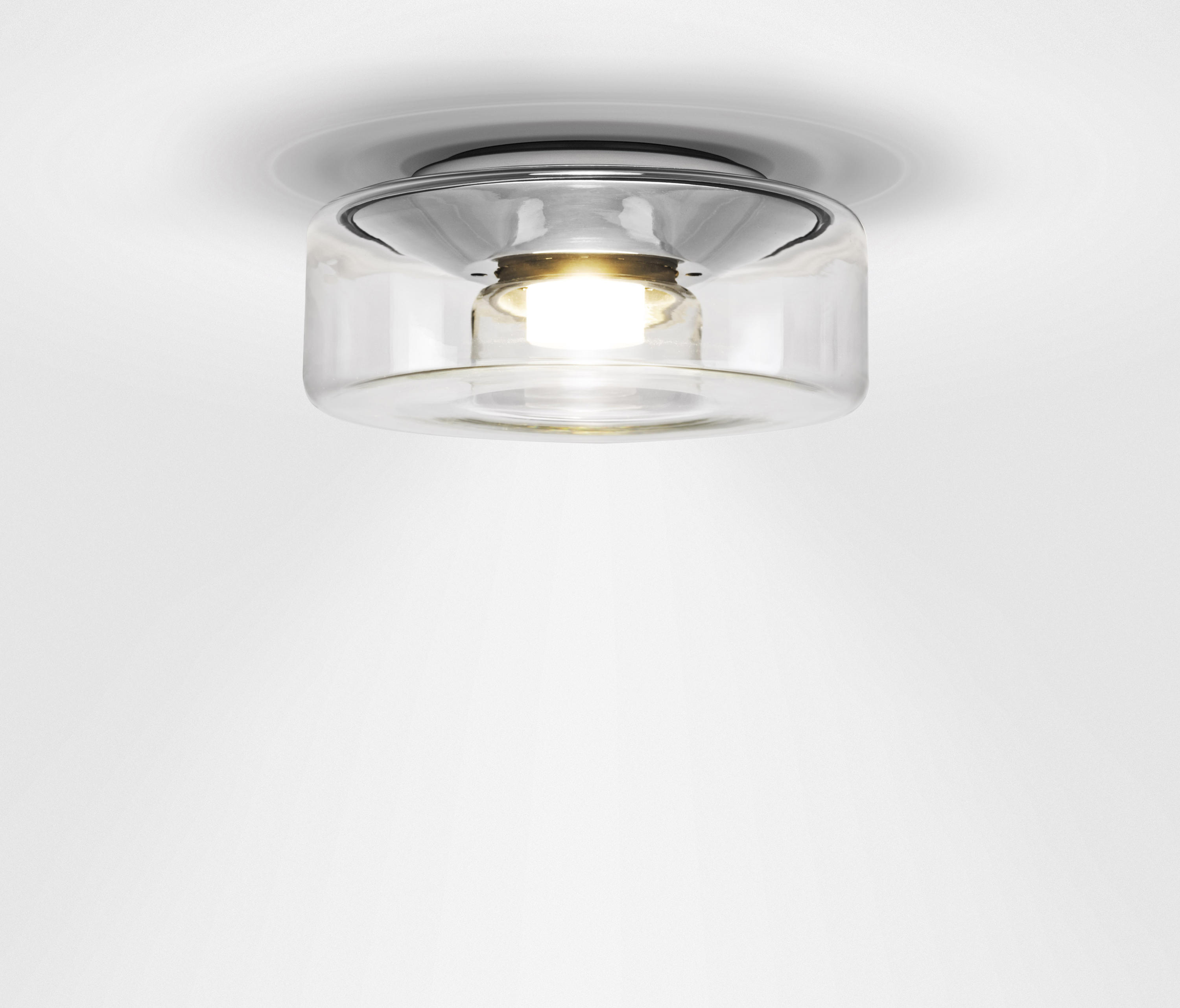 Curling Ceiling Clear Ceiling Lights From Serienghting Architonic