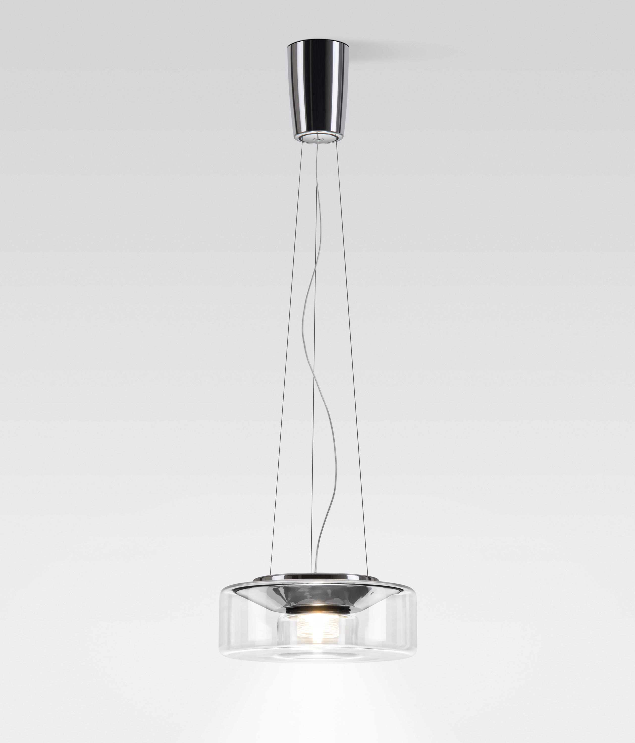 curling suspension clear rope general lighting from architonic. Black Bedroom Furniture Sets. Home Design Ideas