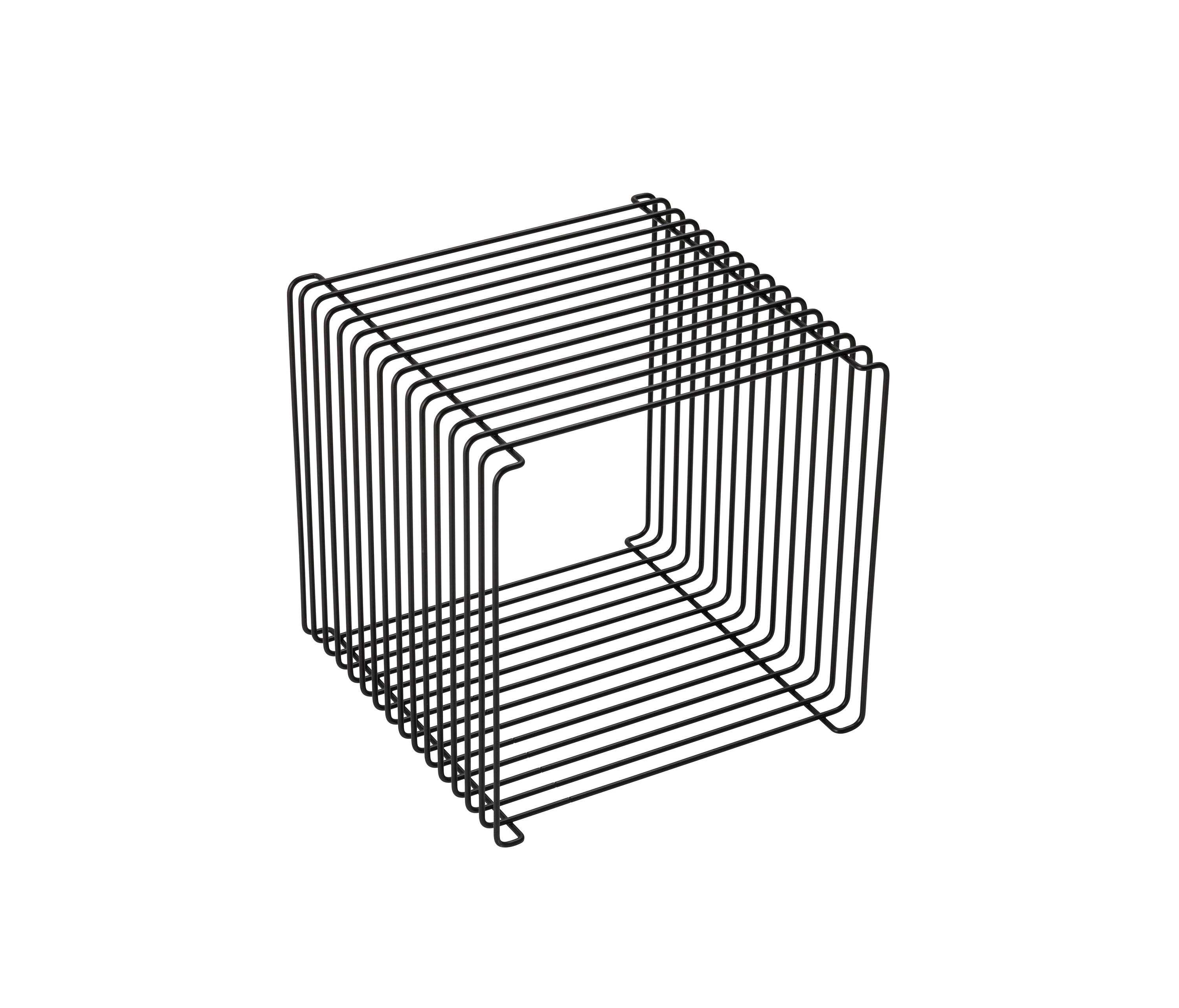 PANTON WIRE | BLACK - Shelving from Montana Furniture | Architonic
