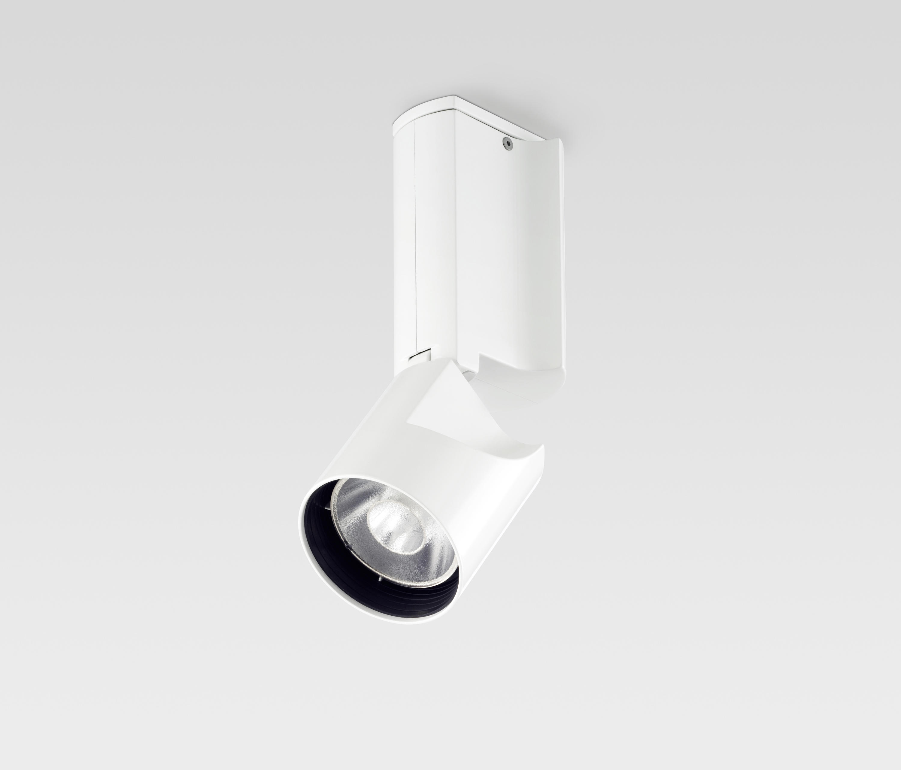 Sunluce Surface By Reggiani Ceiling Mounted Spotlights