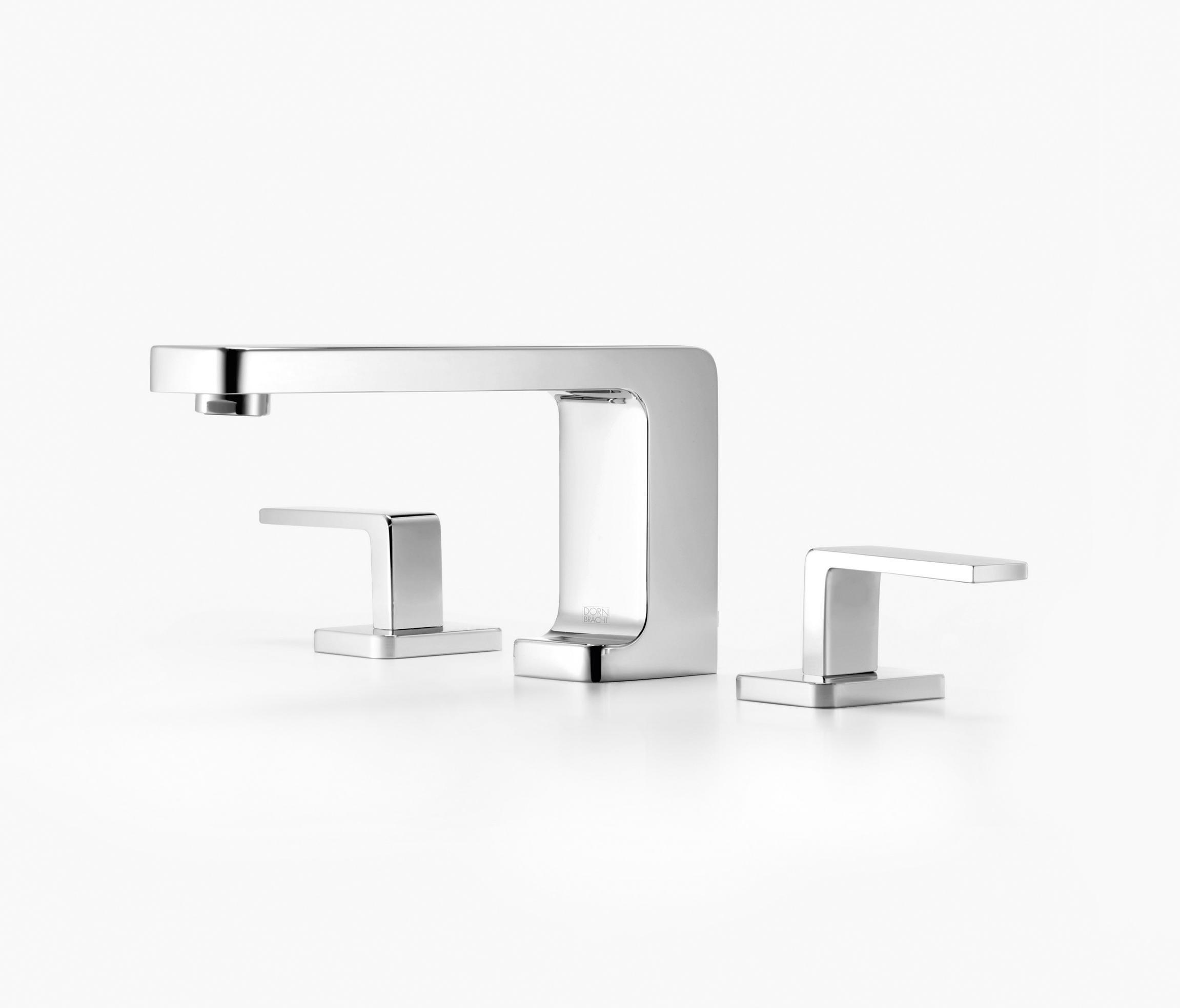 lulu m langeur de lavabo 3 trous robinetterie pour lavabo de dornbracht architonic. Black Bedroom Furniture Sets. Home Design Ideas