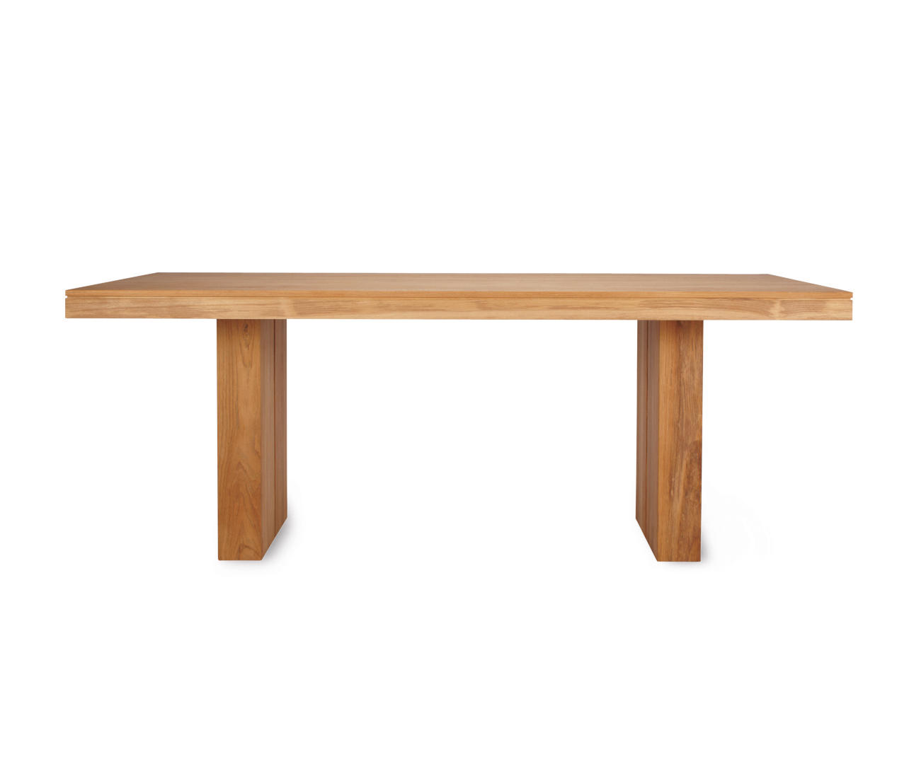 Kayu Teak Dining Table By Design Within Reach | Dining Tables